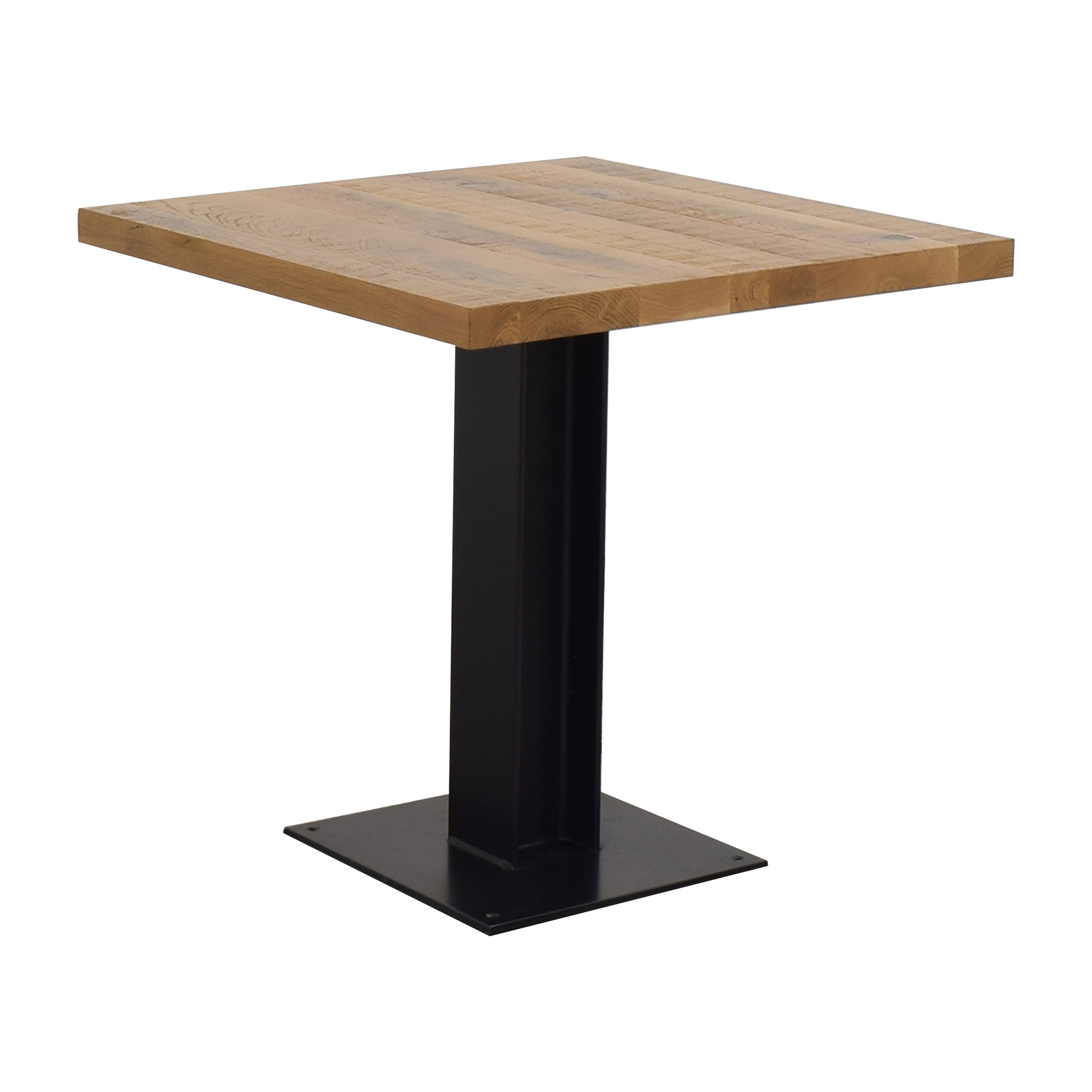 buy Crow Works Fixed I-Beam Square Table Crow Works