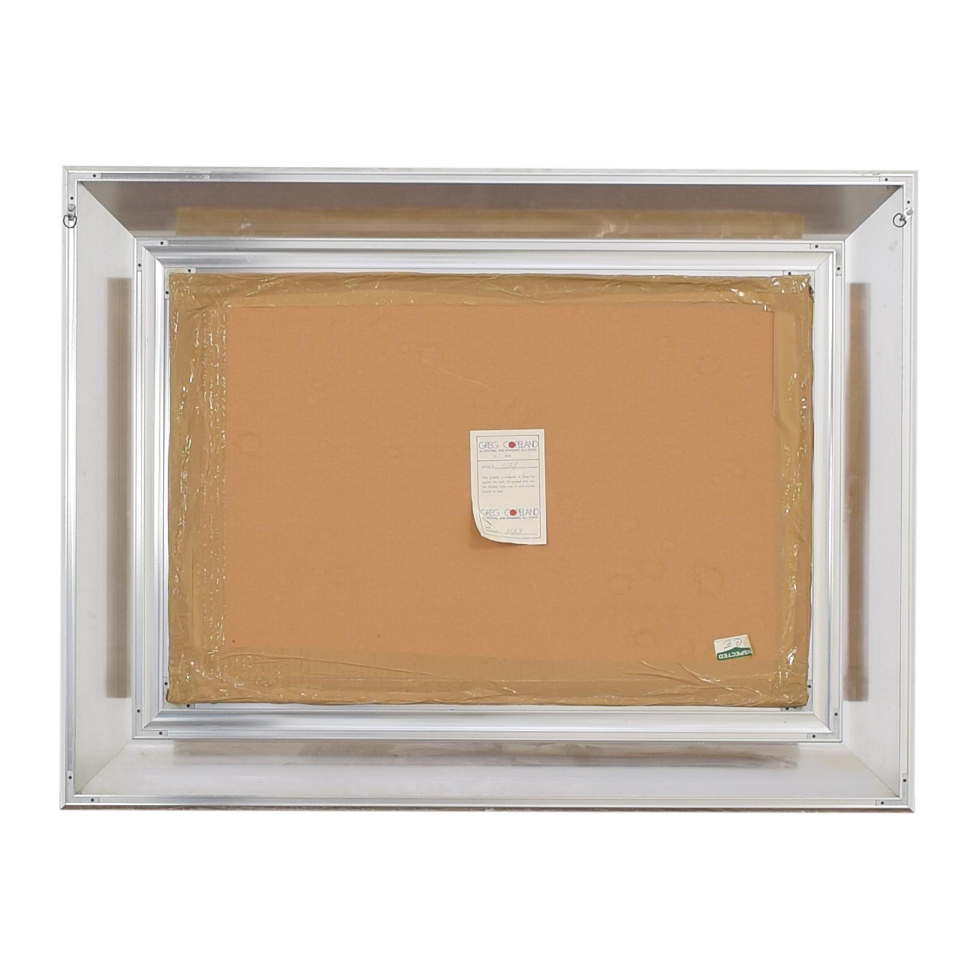 Greg Copeland 1123 Framed Art Decor