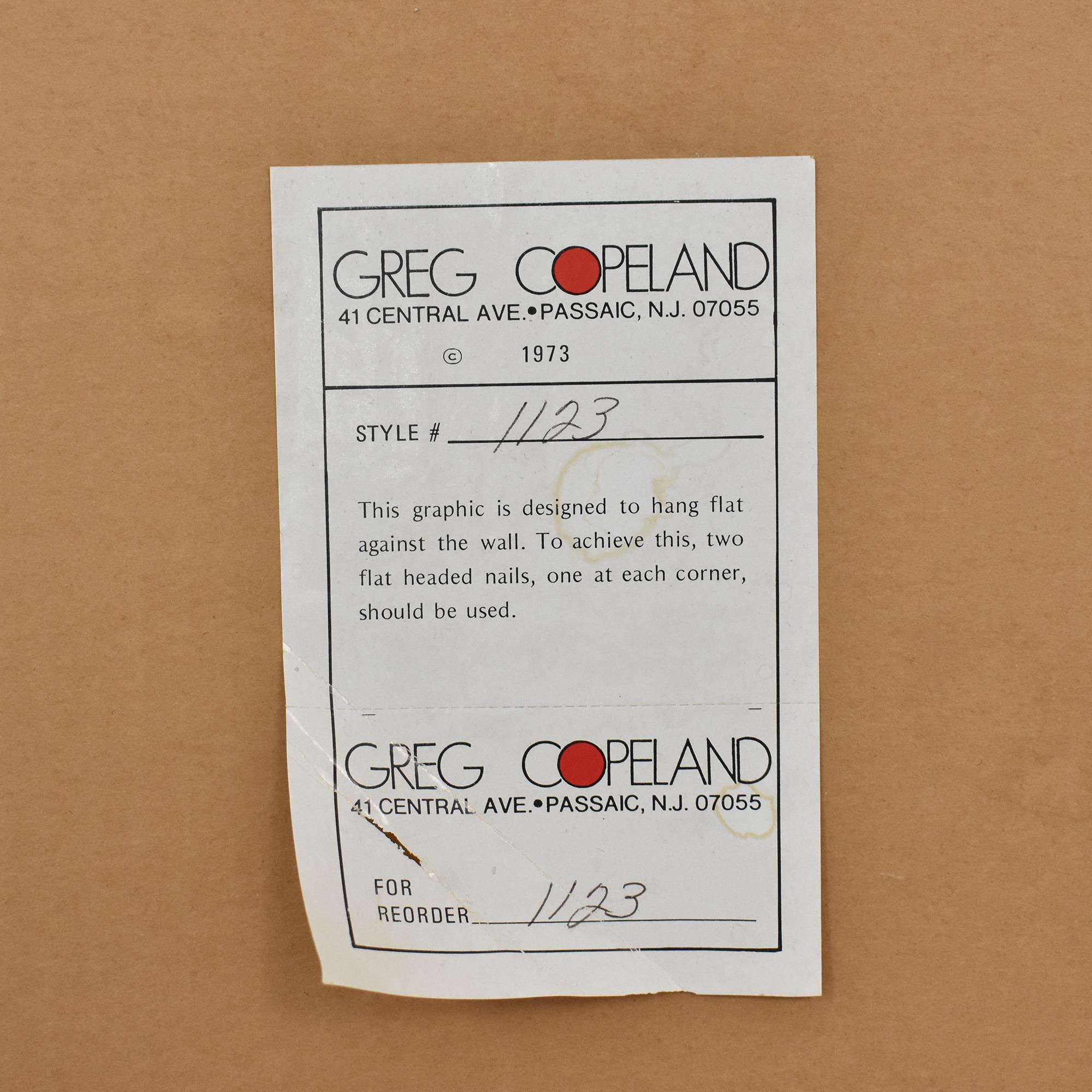 Greg Copeland 1123 Framed Art