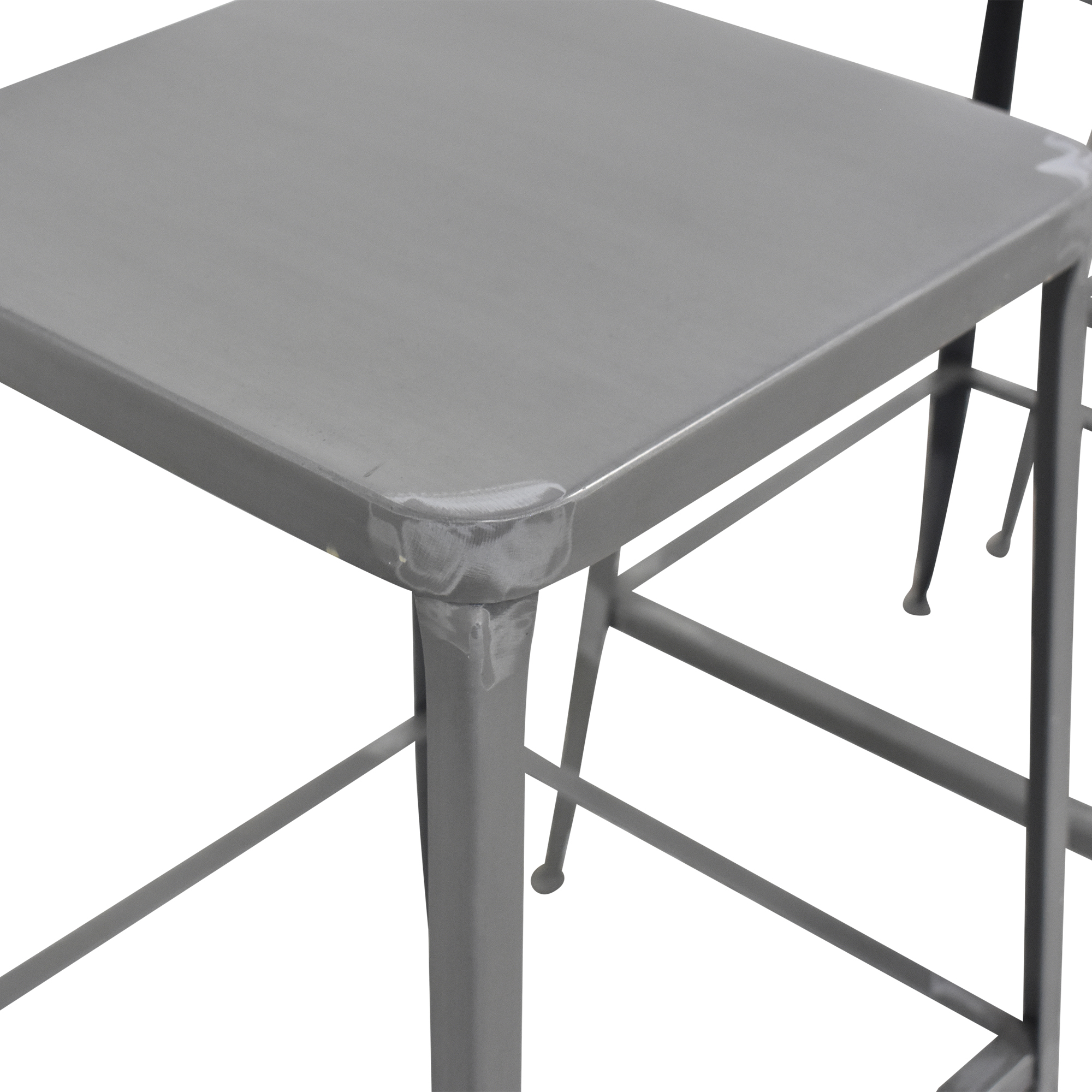 shop CB2 Flint Counter Stools CB2