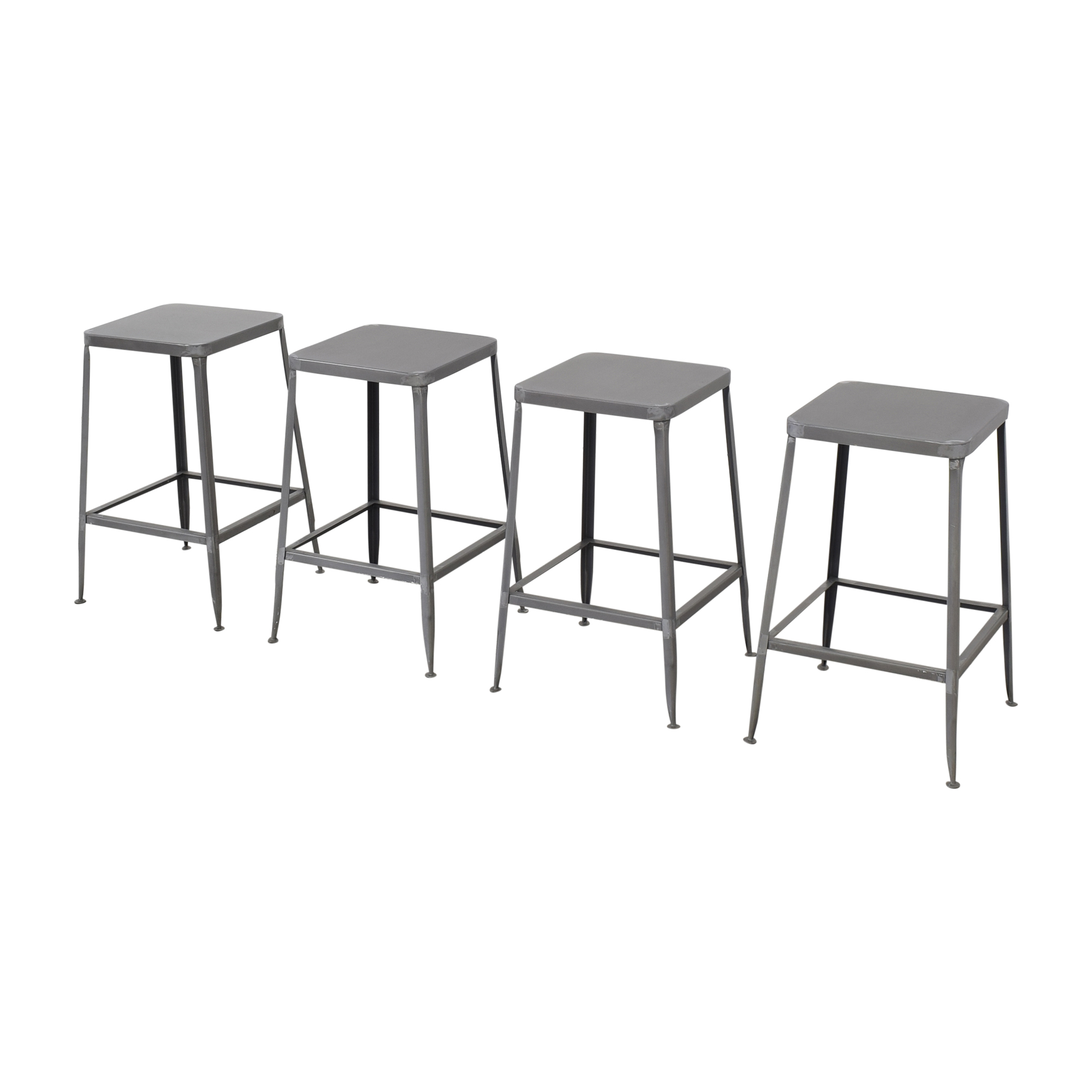 buy CB2 Flint Counter Stools CB2 Chairs