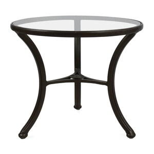 buy Ethan Allen Ethan Allen Glass Side Table online