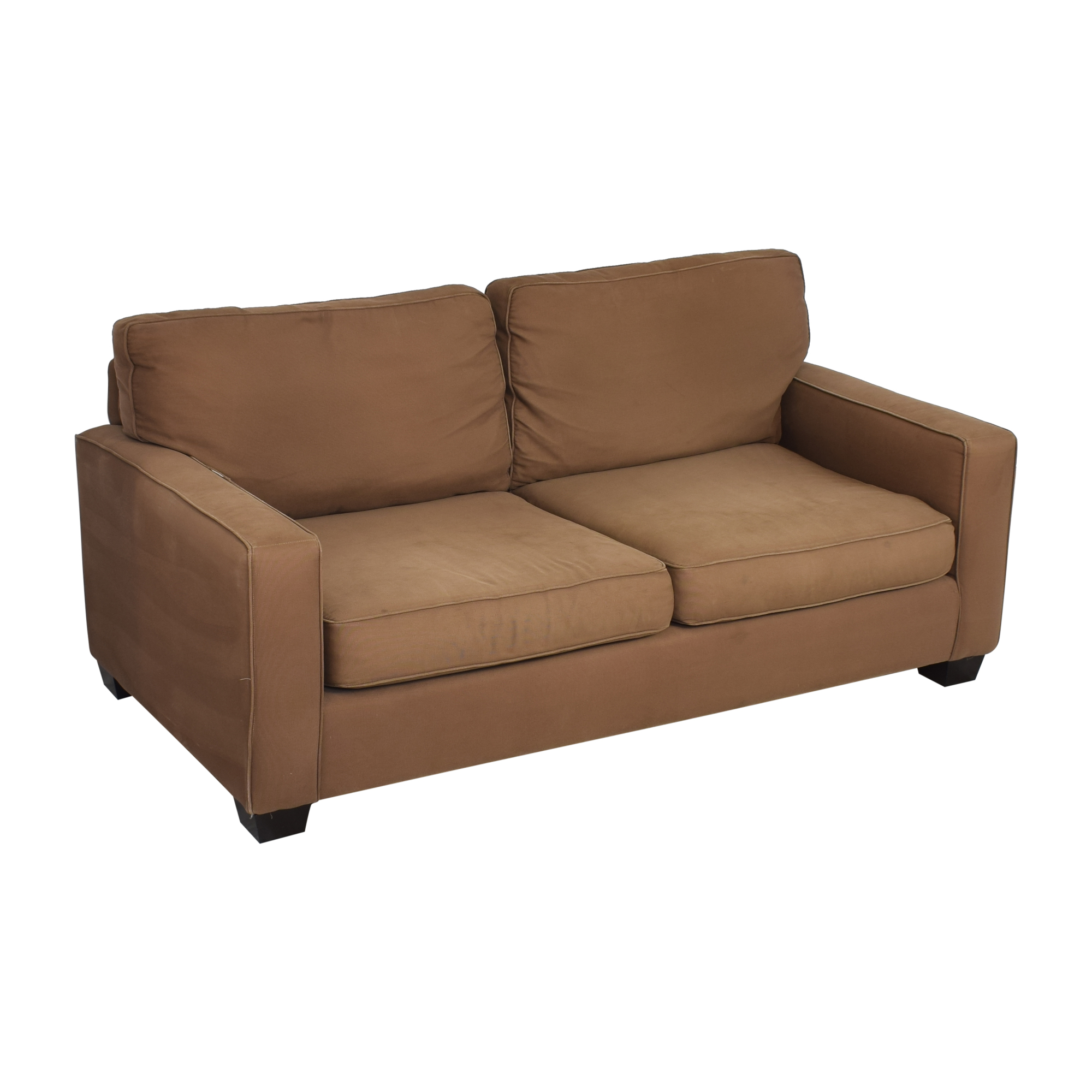 Pottery Barn PB Comfort Square Arm Upholstered Sofa / Classic Sofas