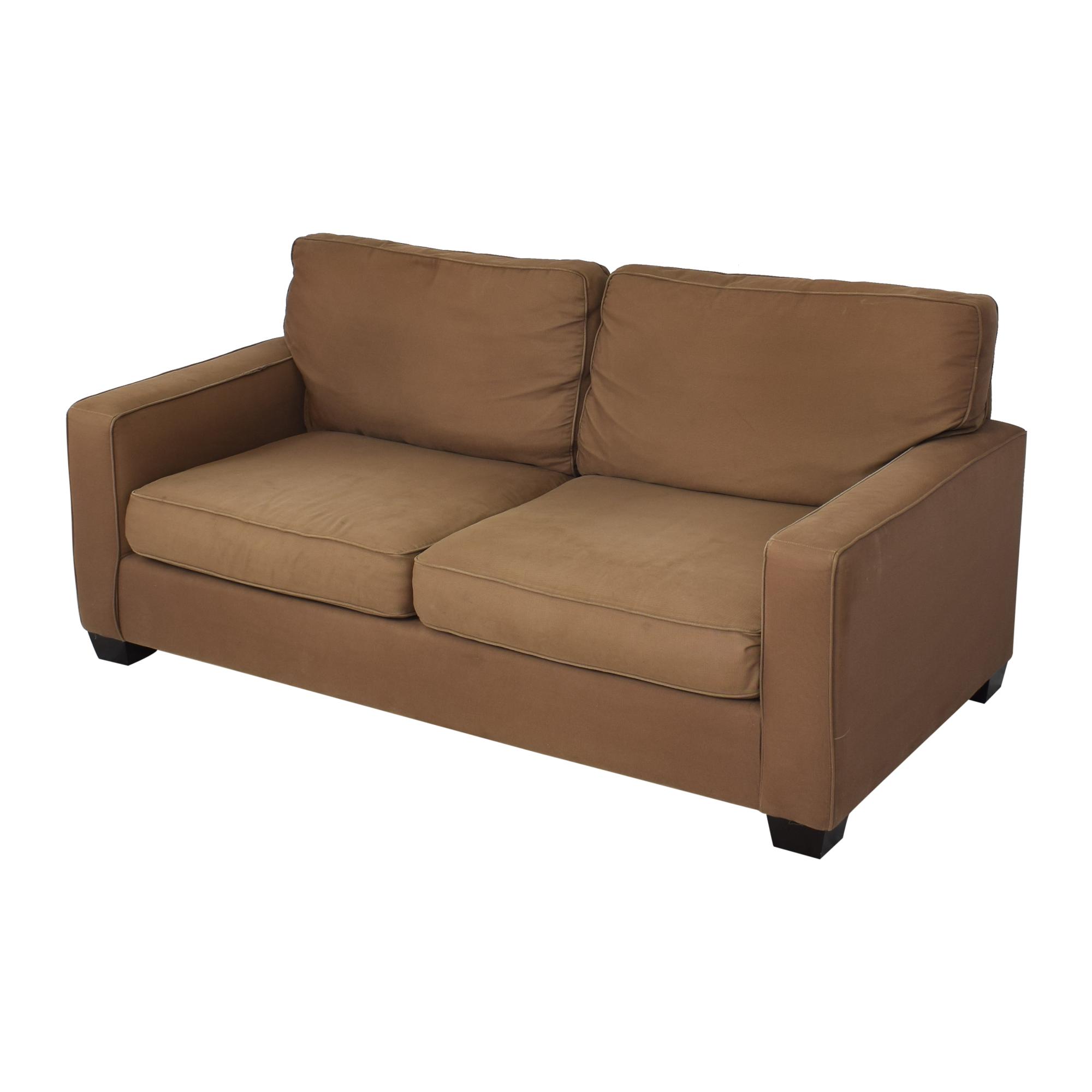 Pottery Barn Pottery Barn PB Comfort Square Arm Upholstered Sofa