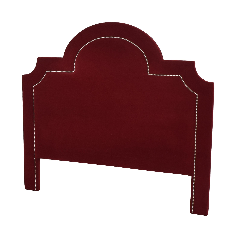 shop Massoud Sonia Queen Headboard Massoud Beds
