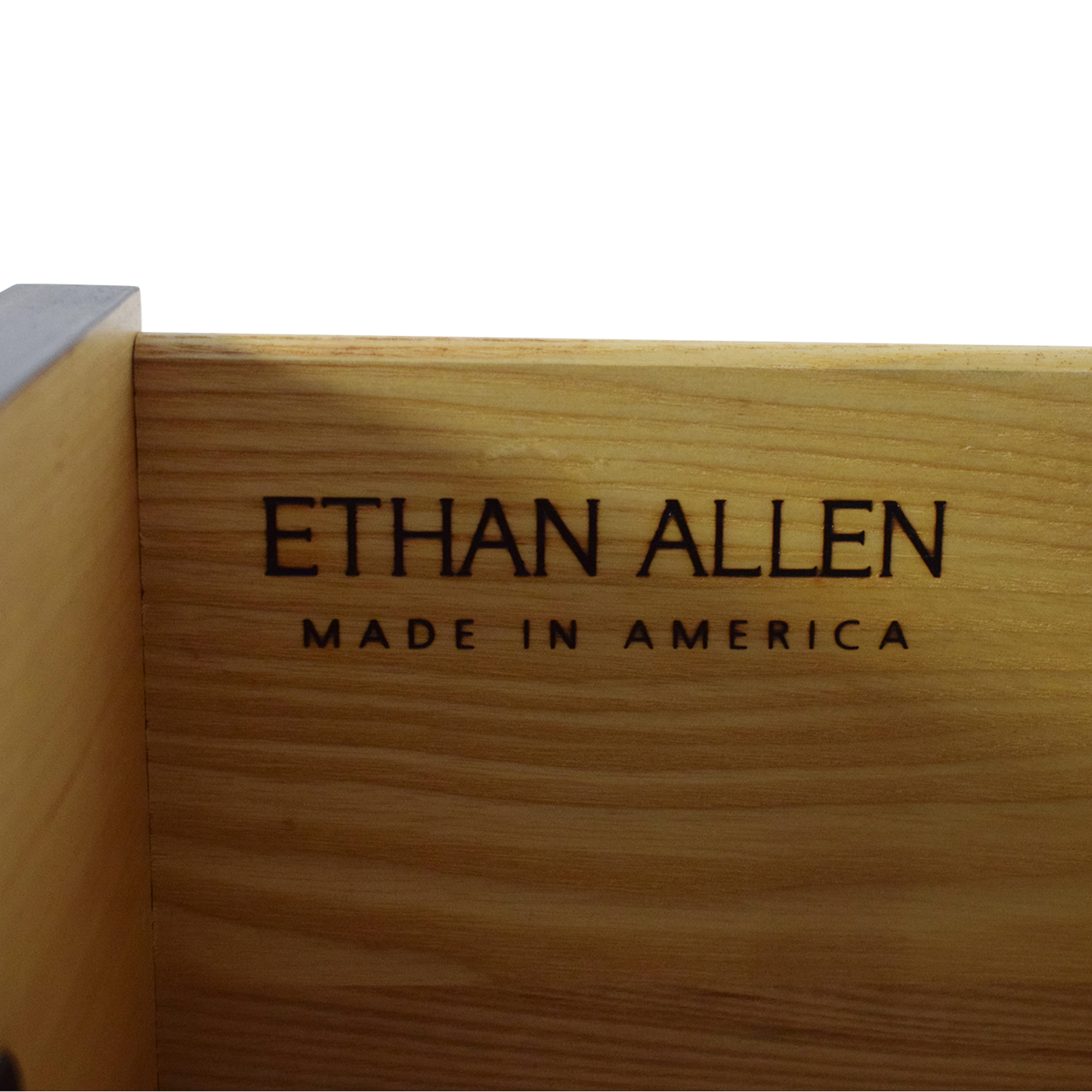 Ethan Allen Ethan Allen Armoire and Media Cabinet Storage