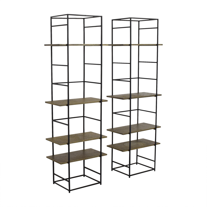 World Market World Market Floating Shelf Bookcase on sale