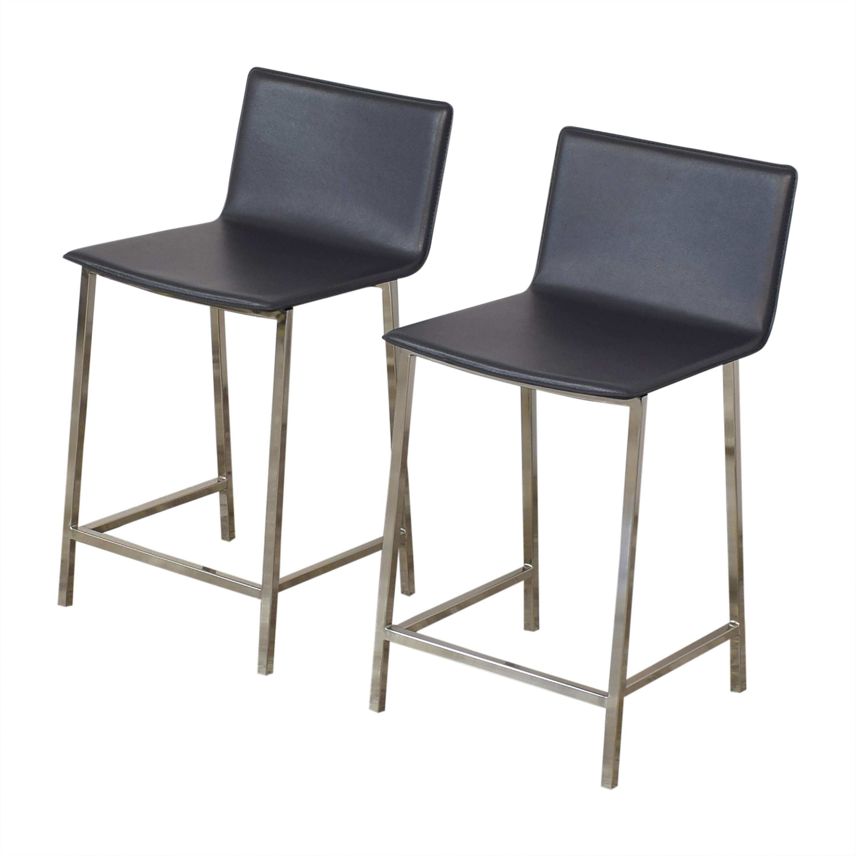 buy CB2 Phoenix Bar Stools CB2 Chairs