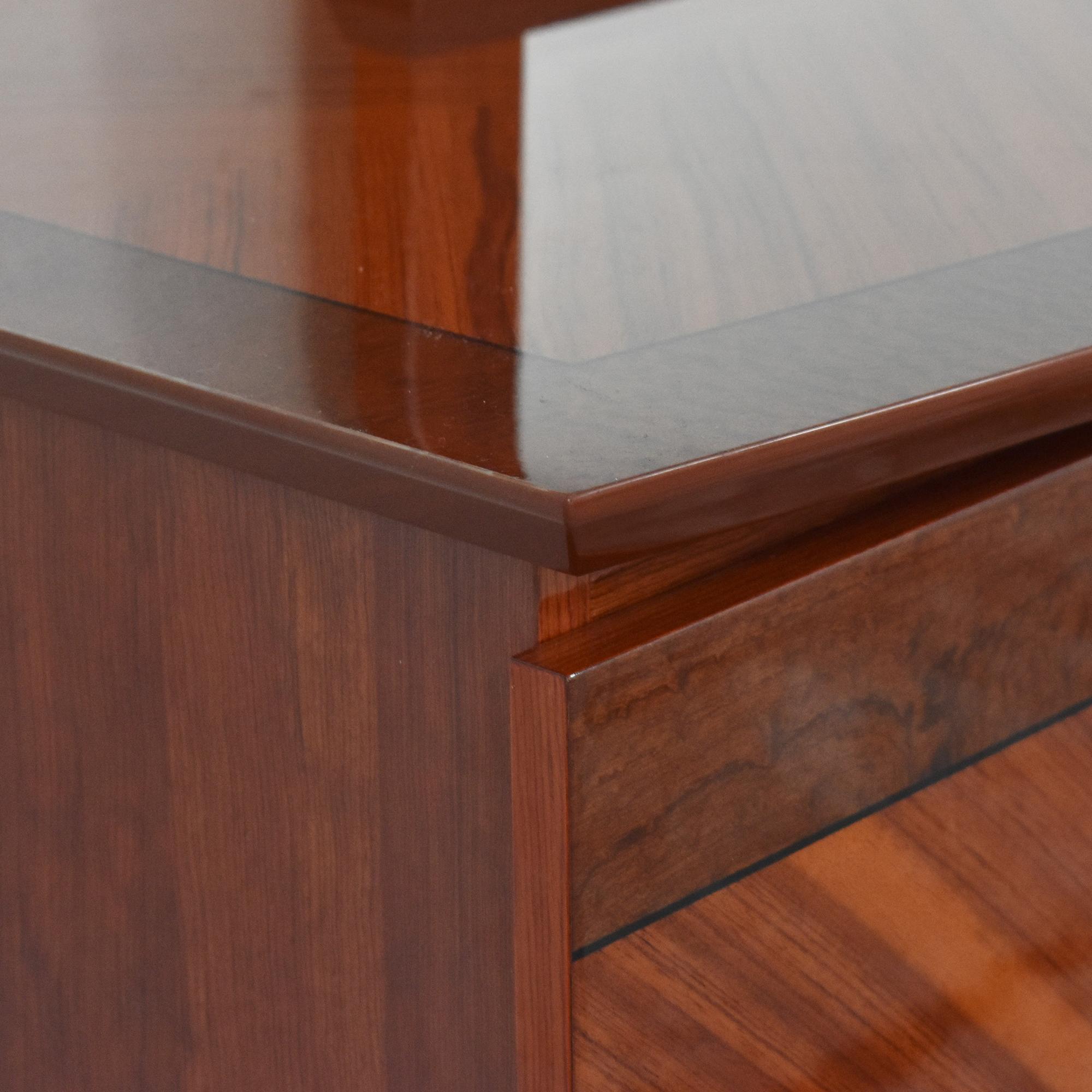 Custom Dresser with Mirror second hand