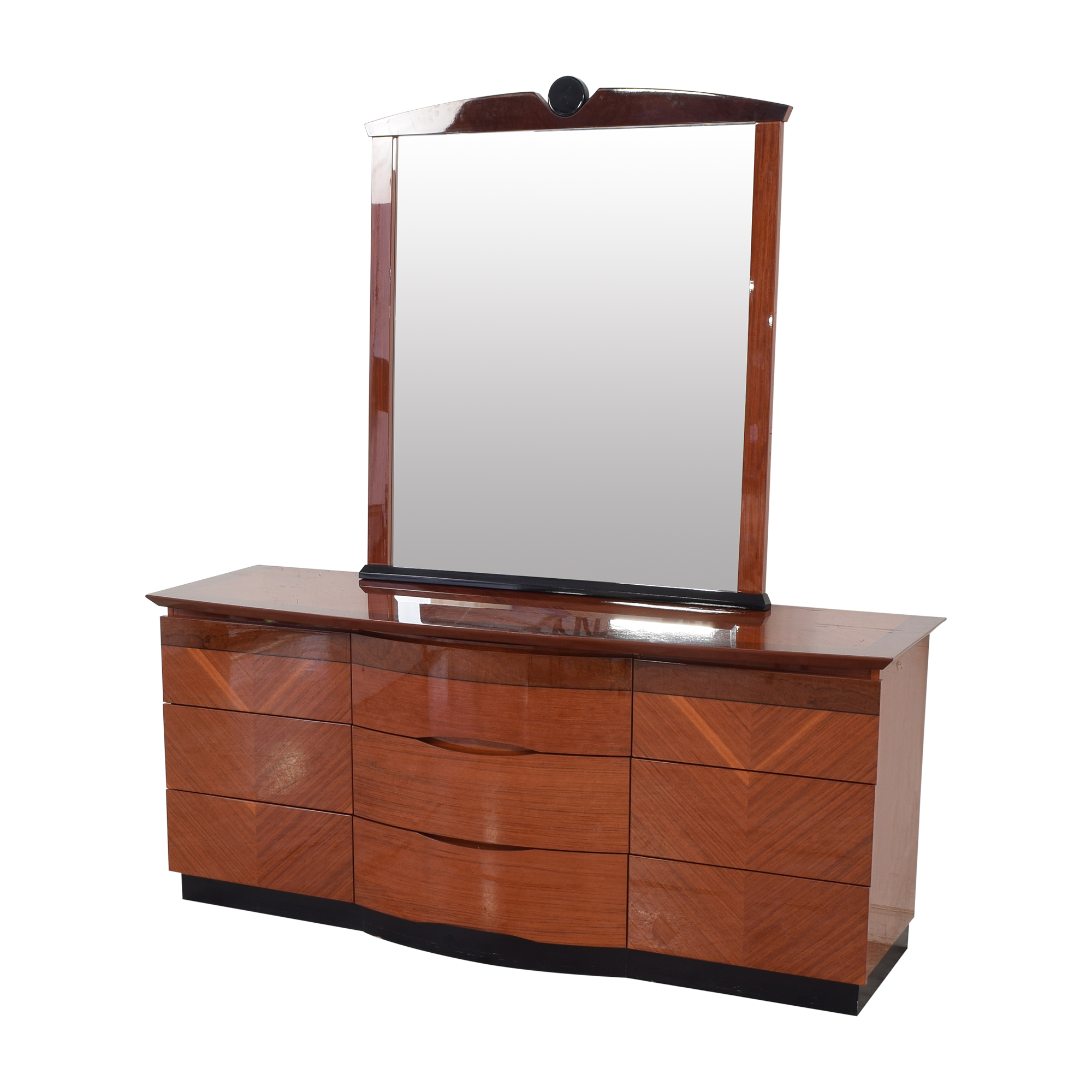 buy Custom Dresser with Mirror