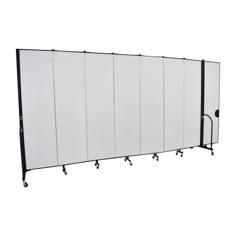 Screenflex Portable Room Divider / Decor