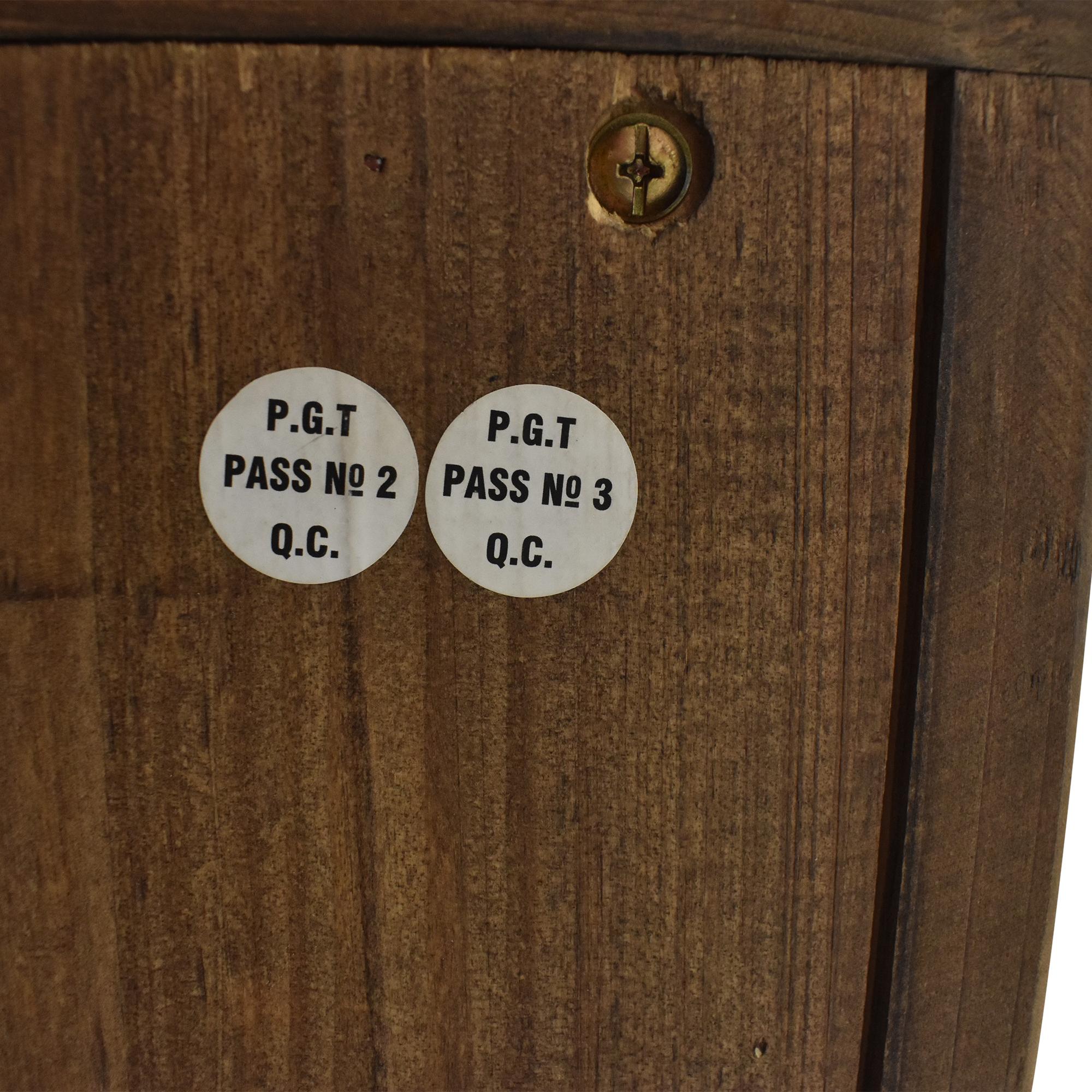 buy West Elm Emmerson Three Drawer Dresser West Elm