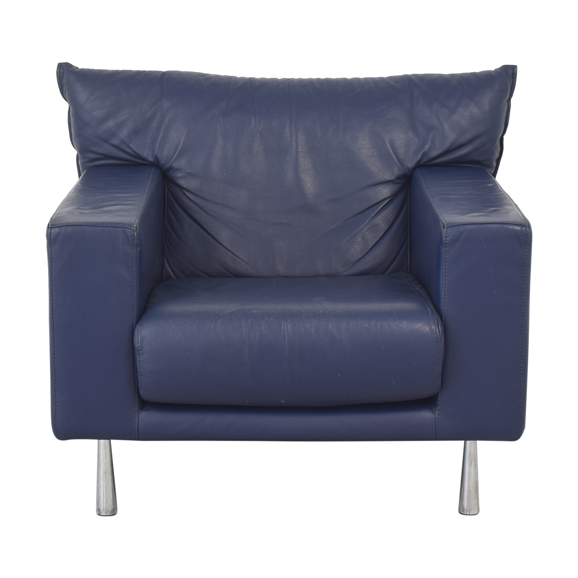 Maurice Villency Modern Style Club Chair