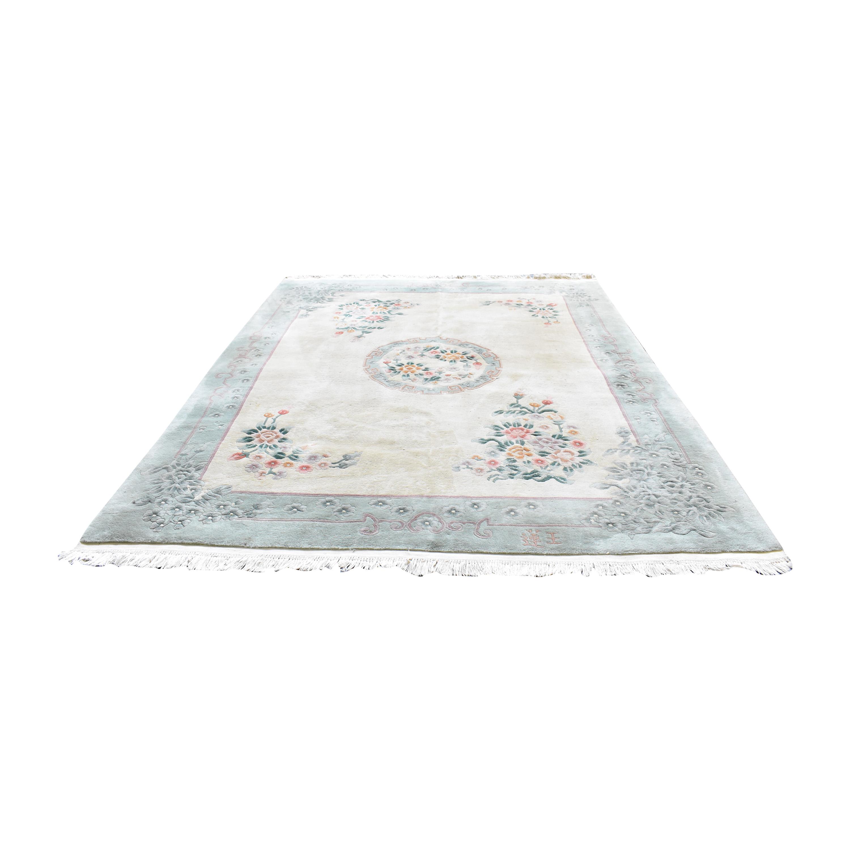 Vintage Oriental Rug / Decor