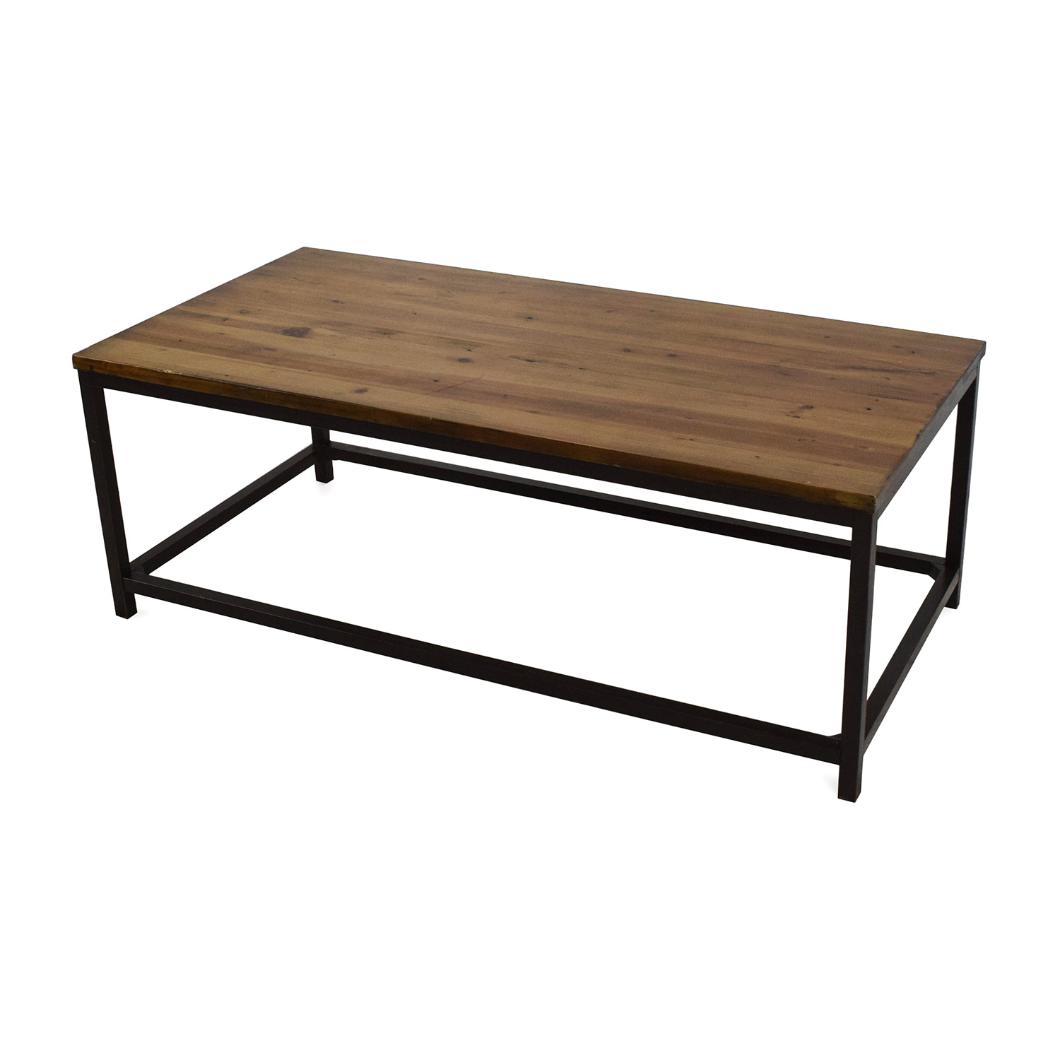 58 off pottery barn pottery barn wood coffee table tables buy pottery barn wood coffee table pottery barn coffee tables geotapseo Image collections