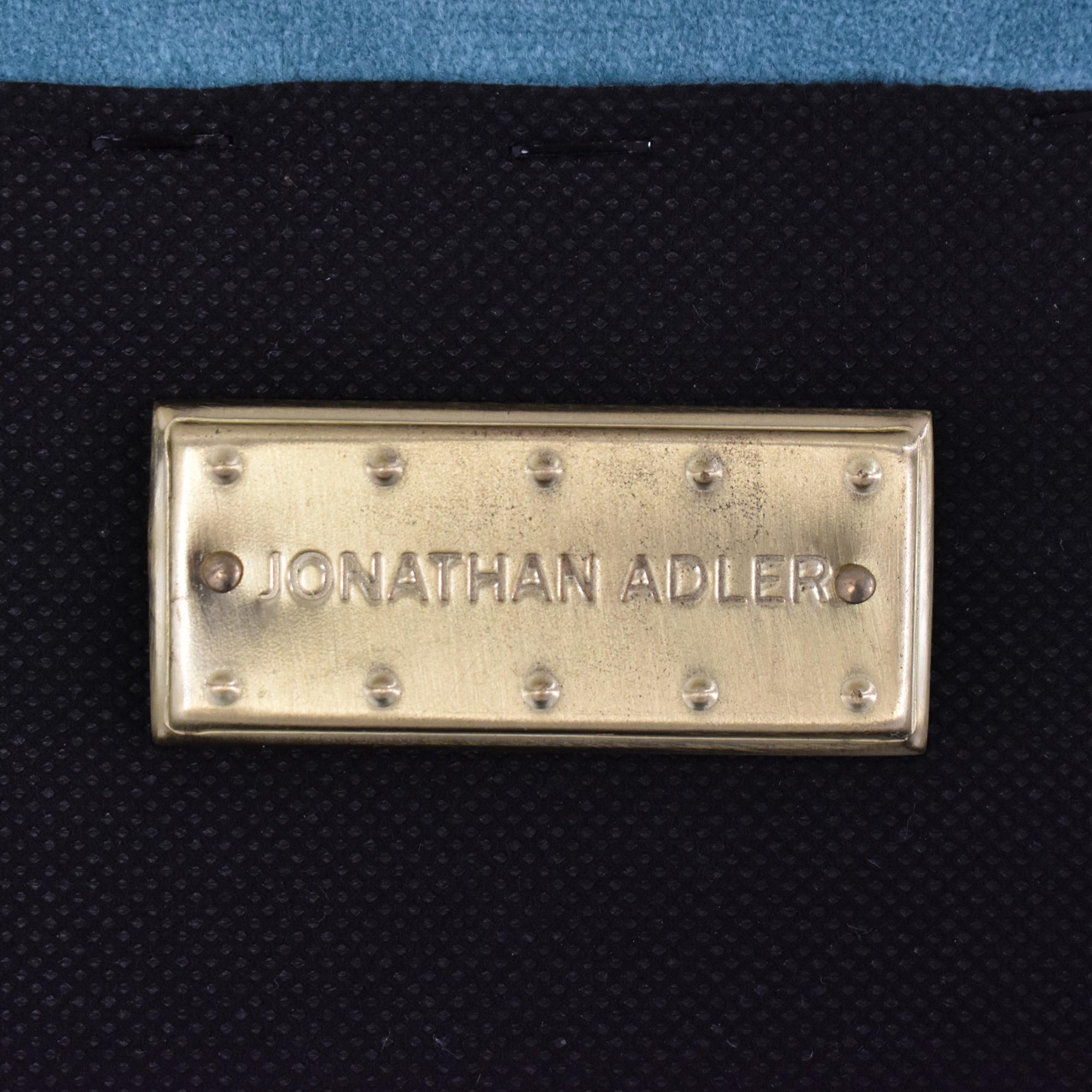 Jonathan Adler Jonathan Adler Rider Chair ct