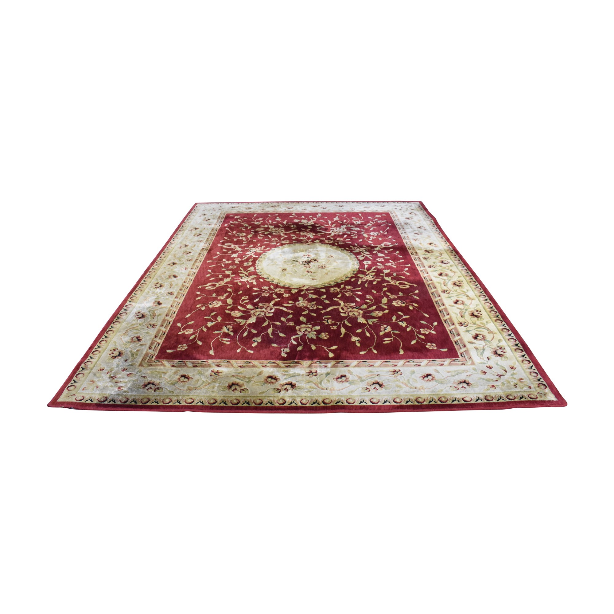 buy Floral Area Rug