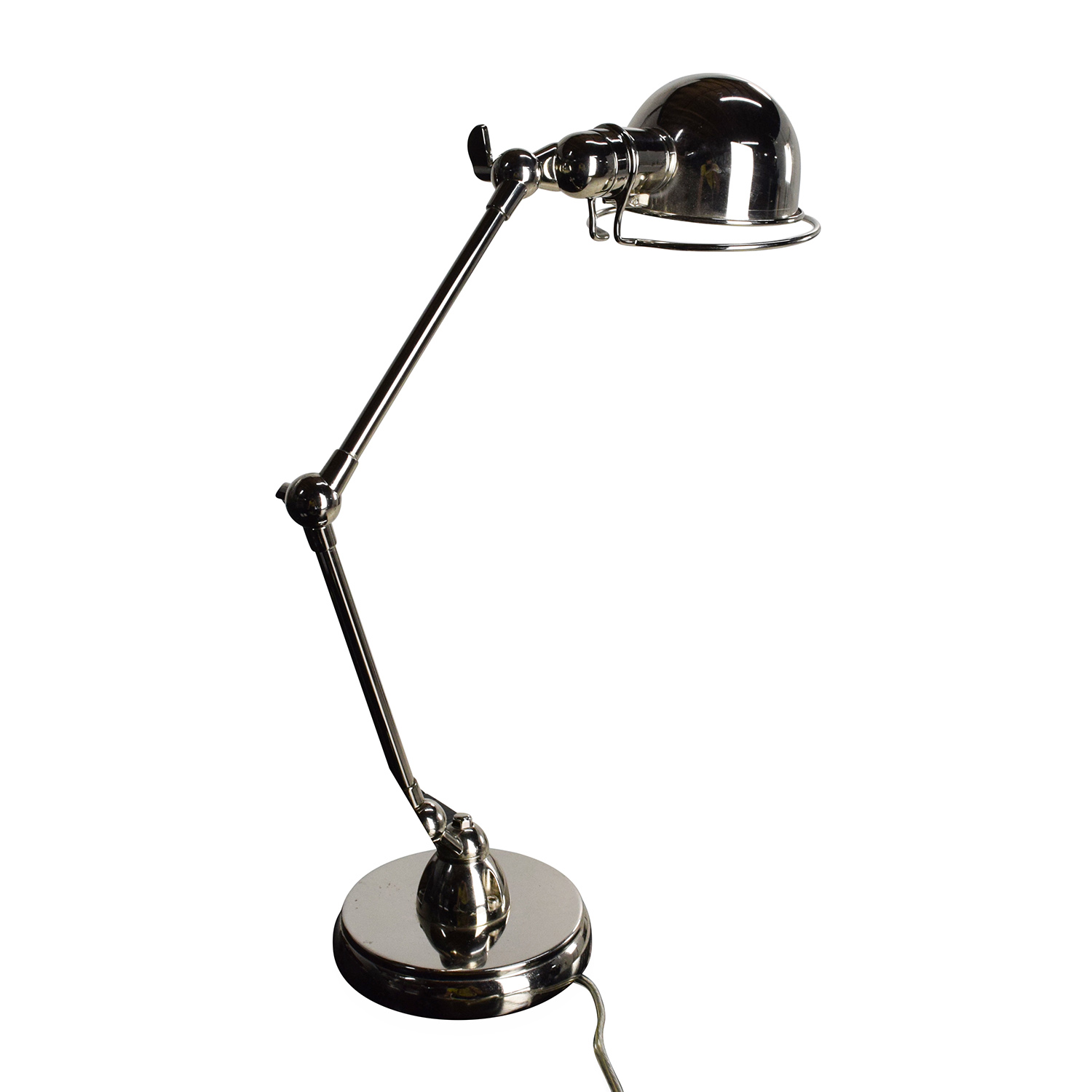 Restoration Hardware Restoration Hardware Atelier Task Table Lamp used