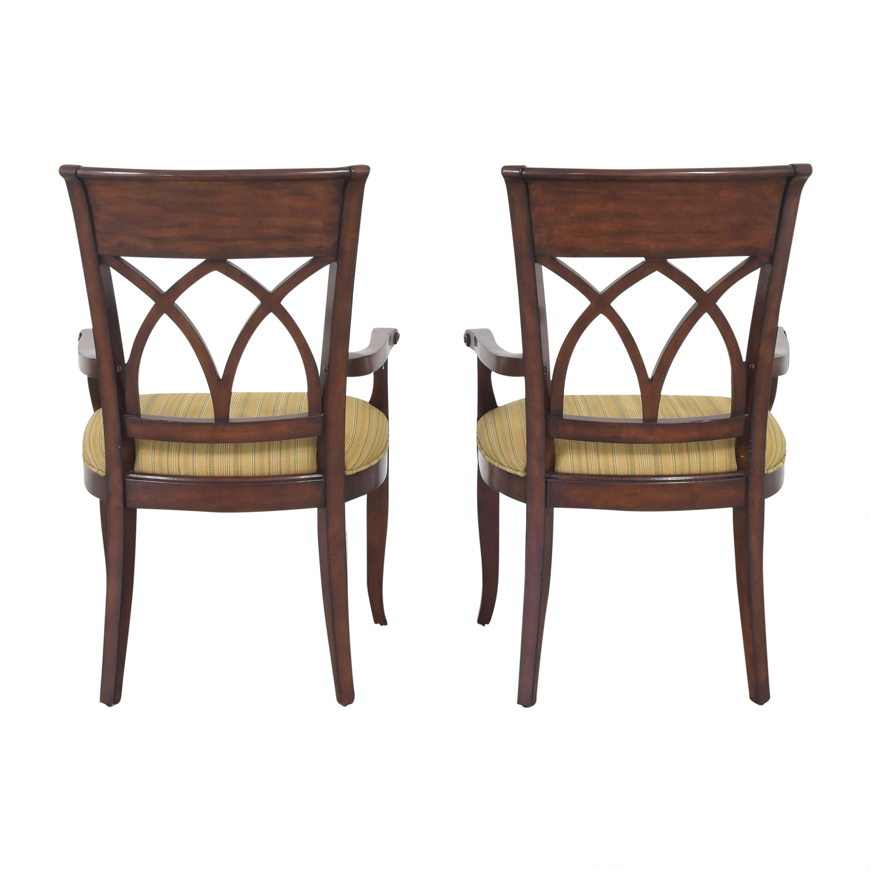 Bernhardt Bernhardt Upholstered Seat Armchairs price