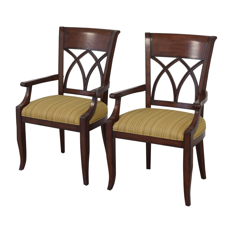 buy Bernhardt Upholstered Seat Armchairs Bernhardt Chairs