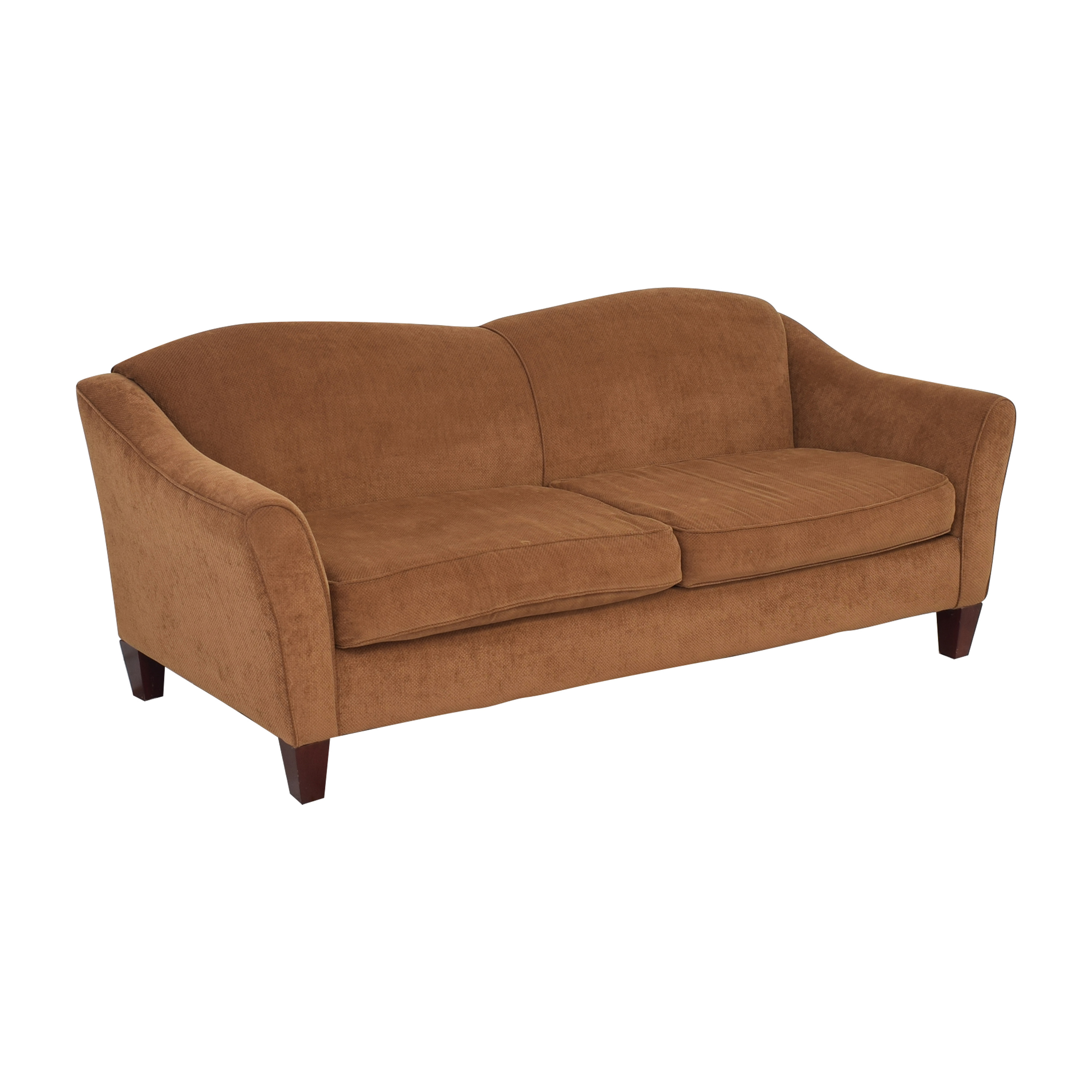 shop Klaussner Two Cushion Sofa Klaussner Sofas