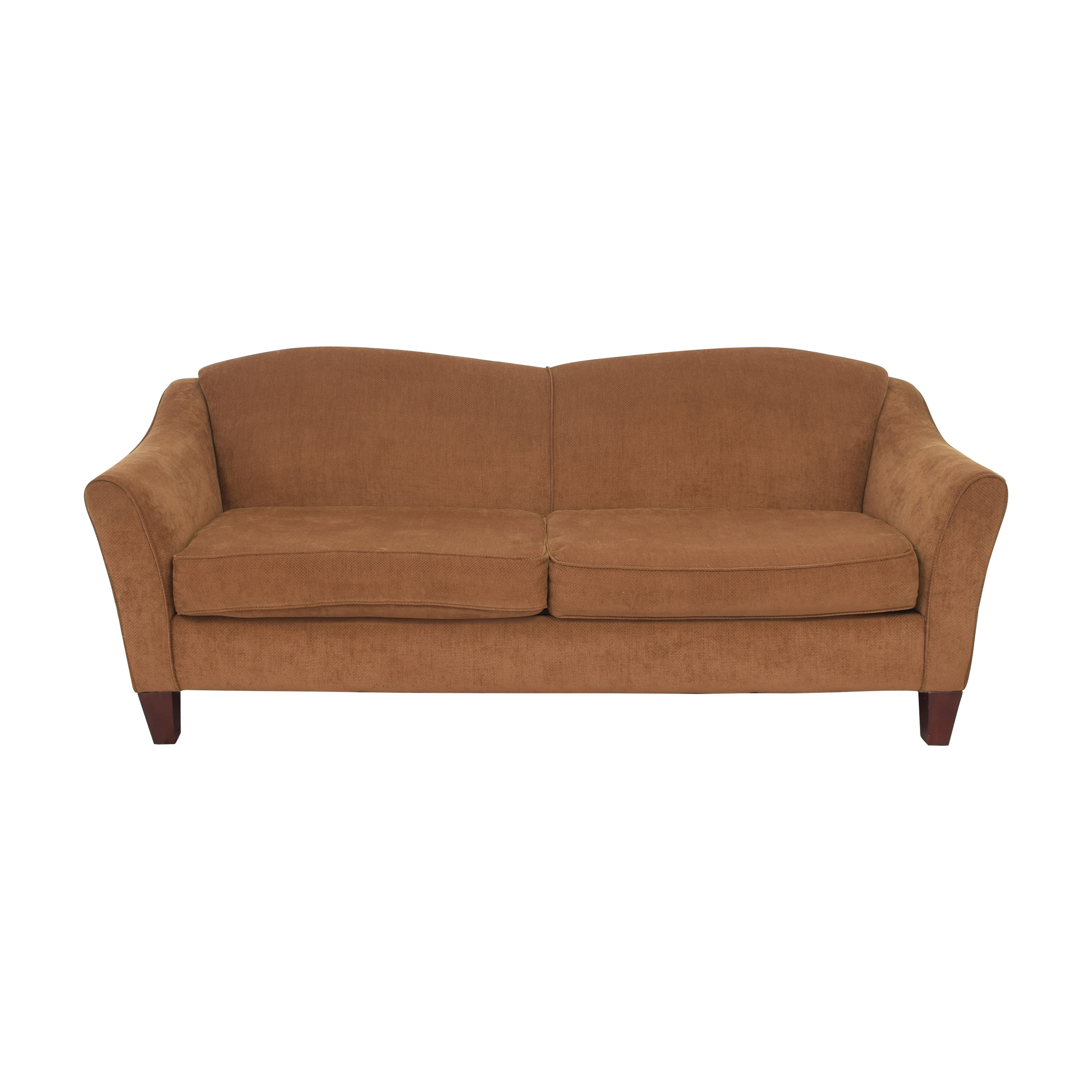 buy Klaussner Two Cushion Sofa Klaussner Classic Sofas