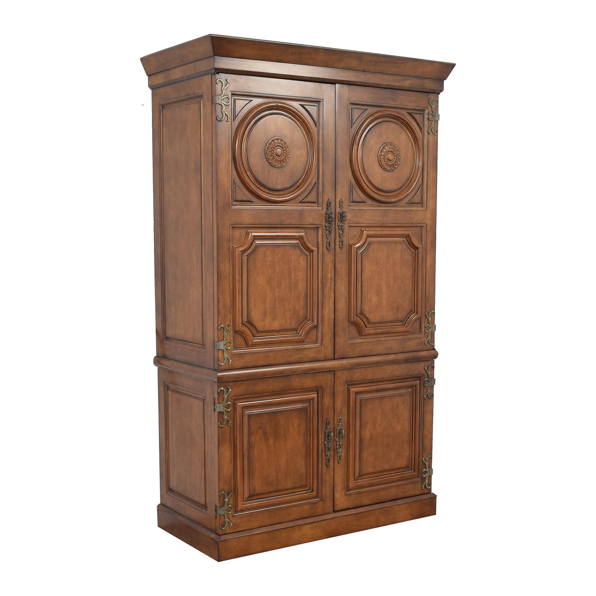 shop Century Furniture Century Furniture Tuscany Armoire online