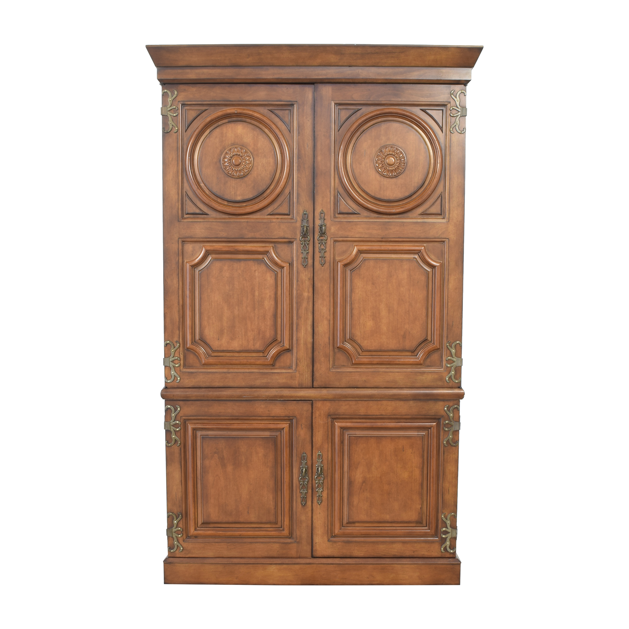 Century Furniture Century Furniture Tuscany Armoire Storage