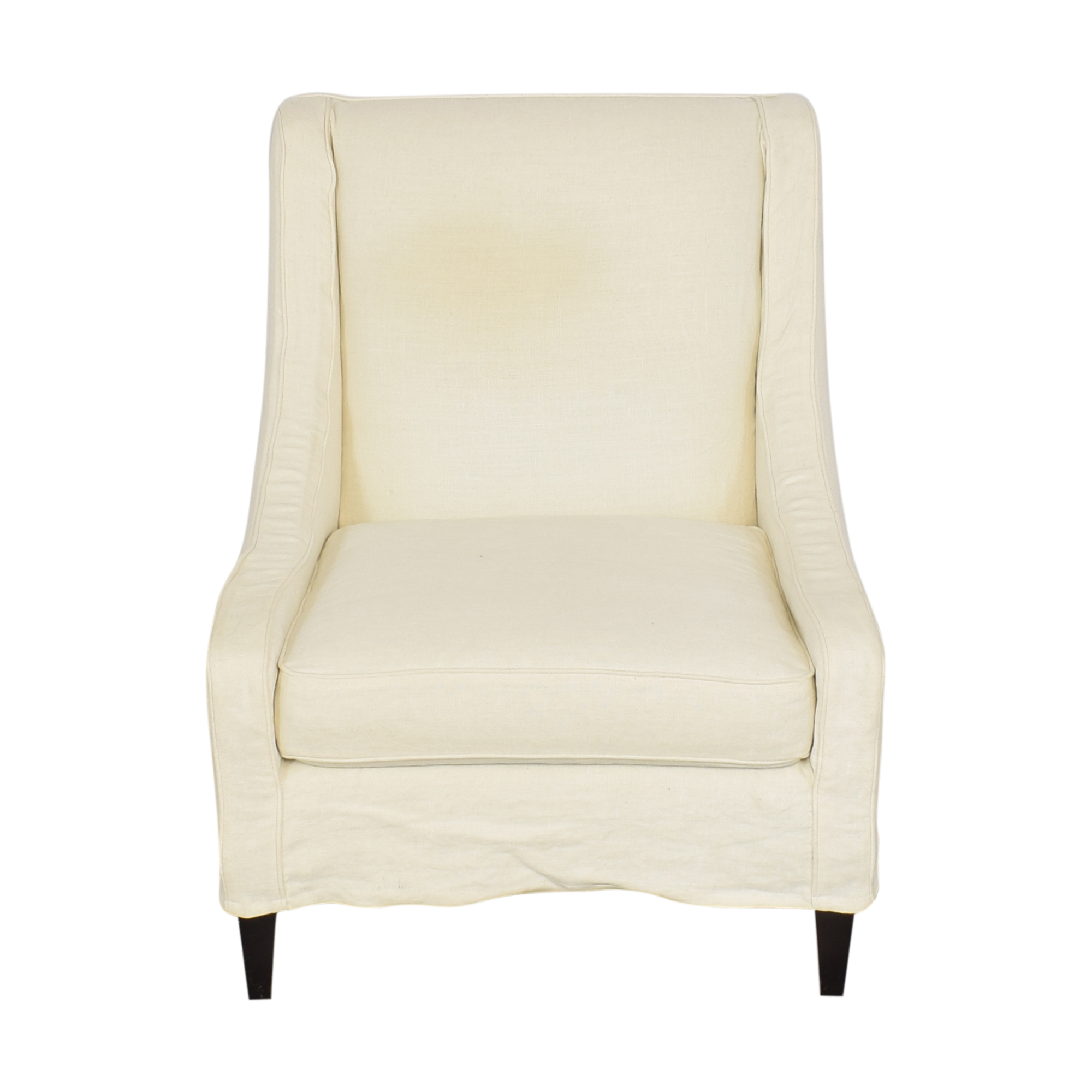 Crate & Barrel Crate & Barrel Slipcovered Accent Chair coupon