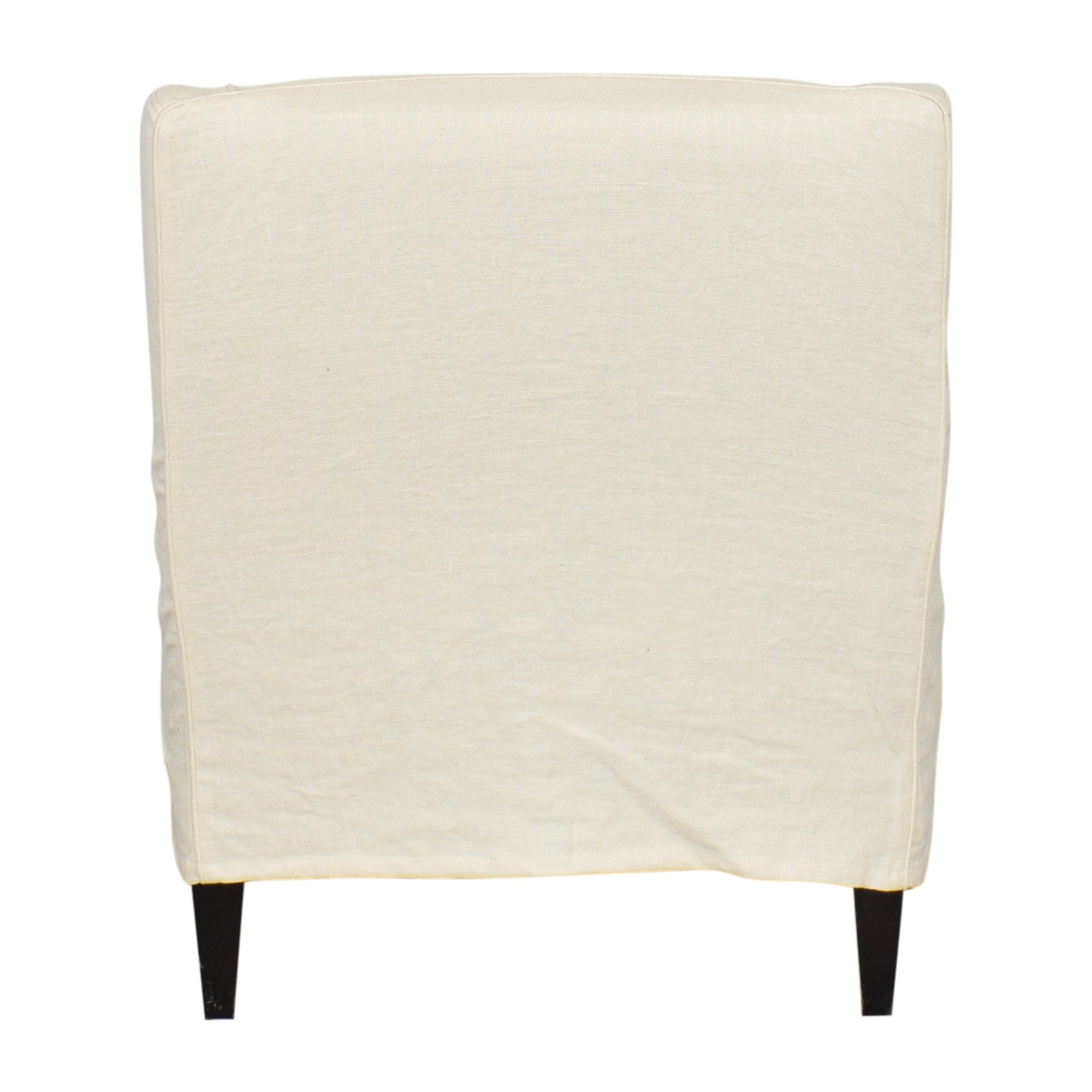 Crate & Barrel Crate & Barrel Slipcovered Accent Chair ma