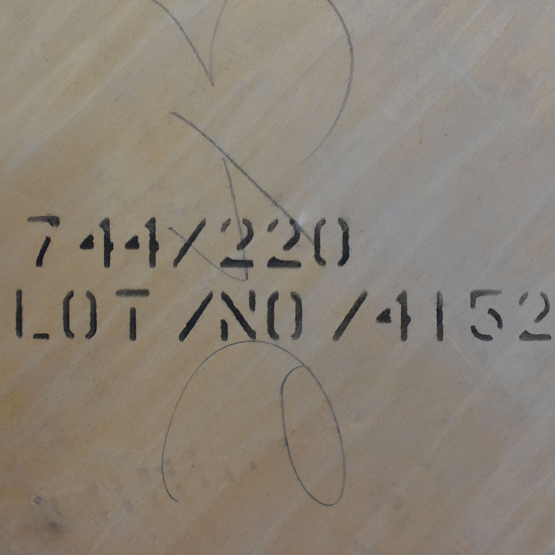 Bernhardt Bernhardt Shibui Style Extendable Dining Table dimensions