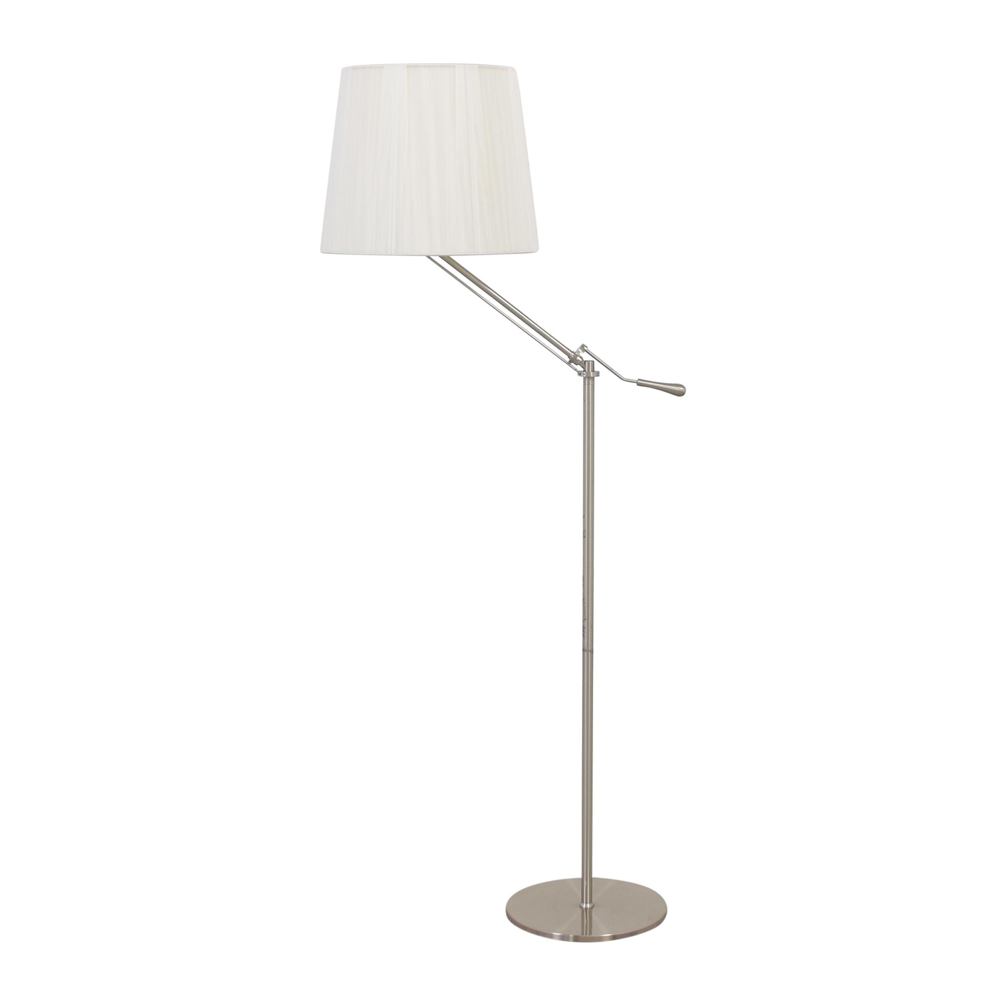 Gracious Home Swing Arm Floor Lamp / Lamps