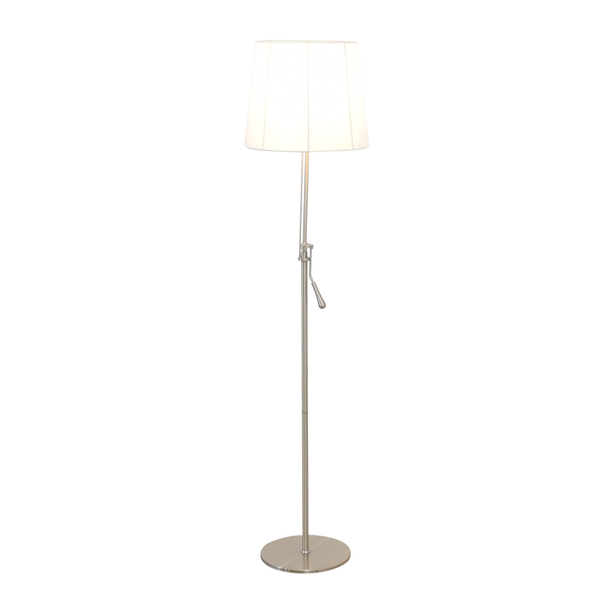 buy Gracious Home Swing Arm Floor Lamp Gracious Home