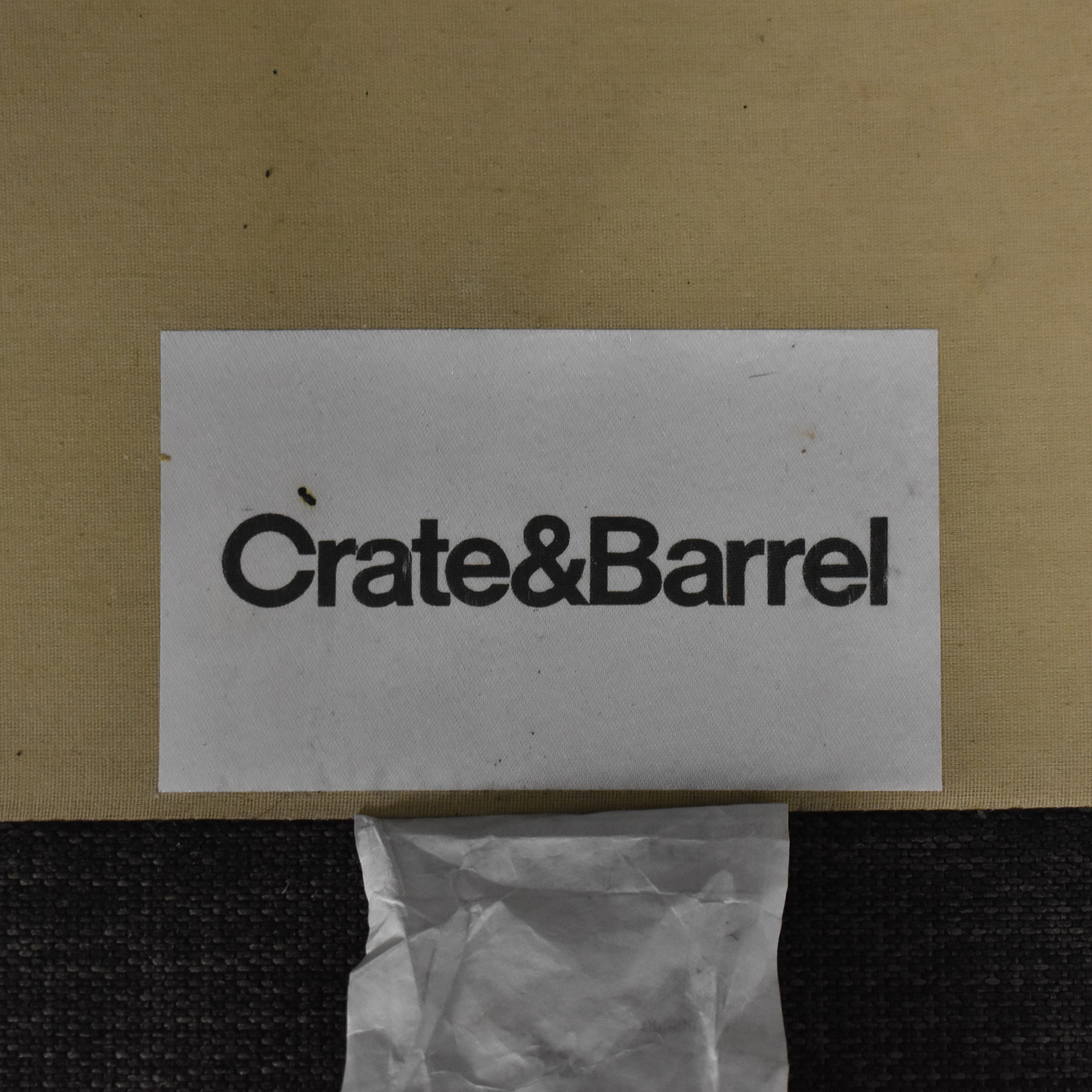 Crate & Barrel Crate & Barrel Davis Two Seat Sofa ct