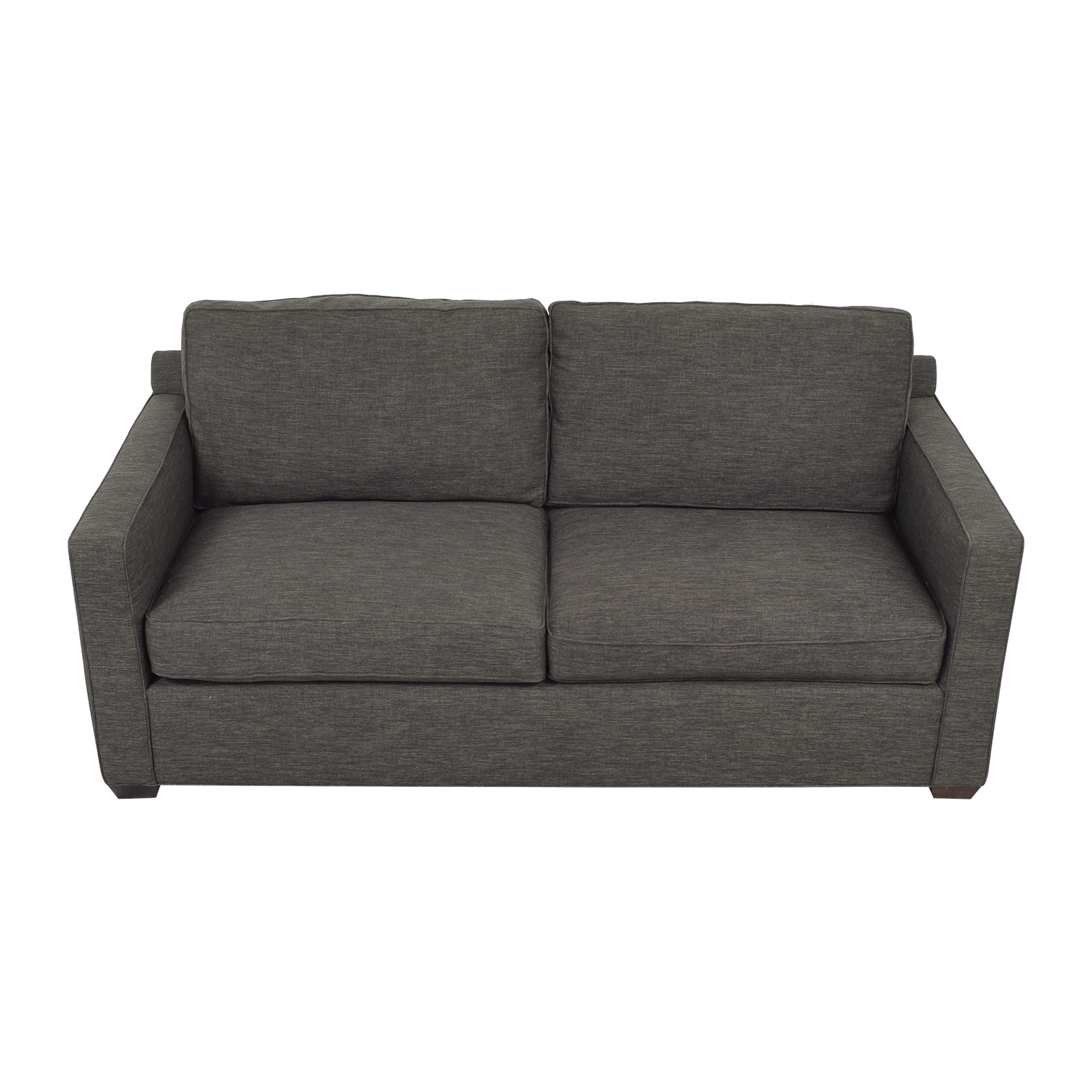 Crate & Barrel Crate & Barrel Davis Two Seat Sofa coupon