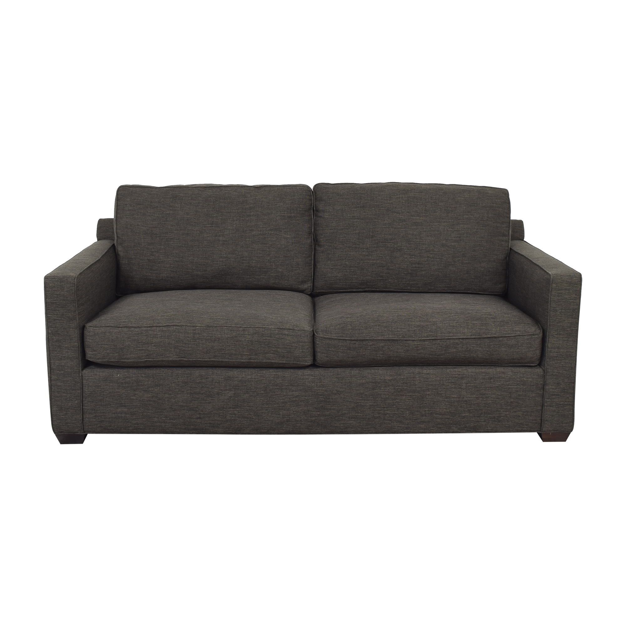 Crate & Barrel Crate & Barrel Davis Two Seat Sofa Sofas