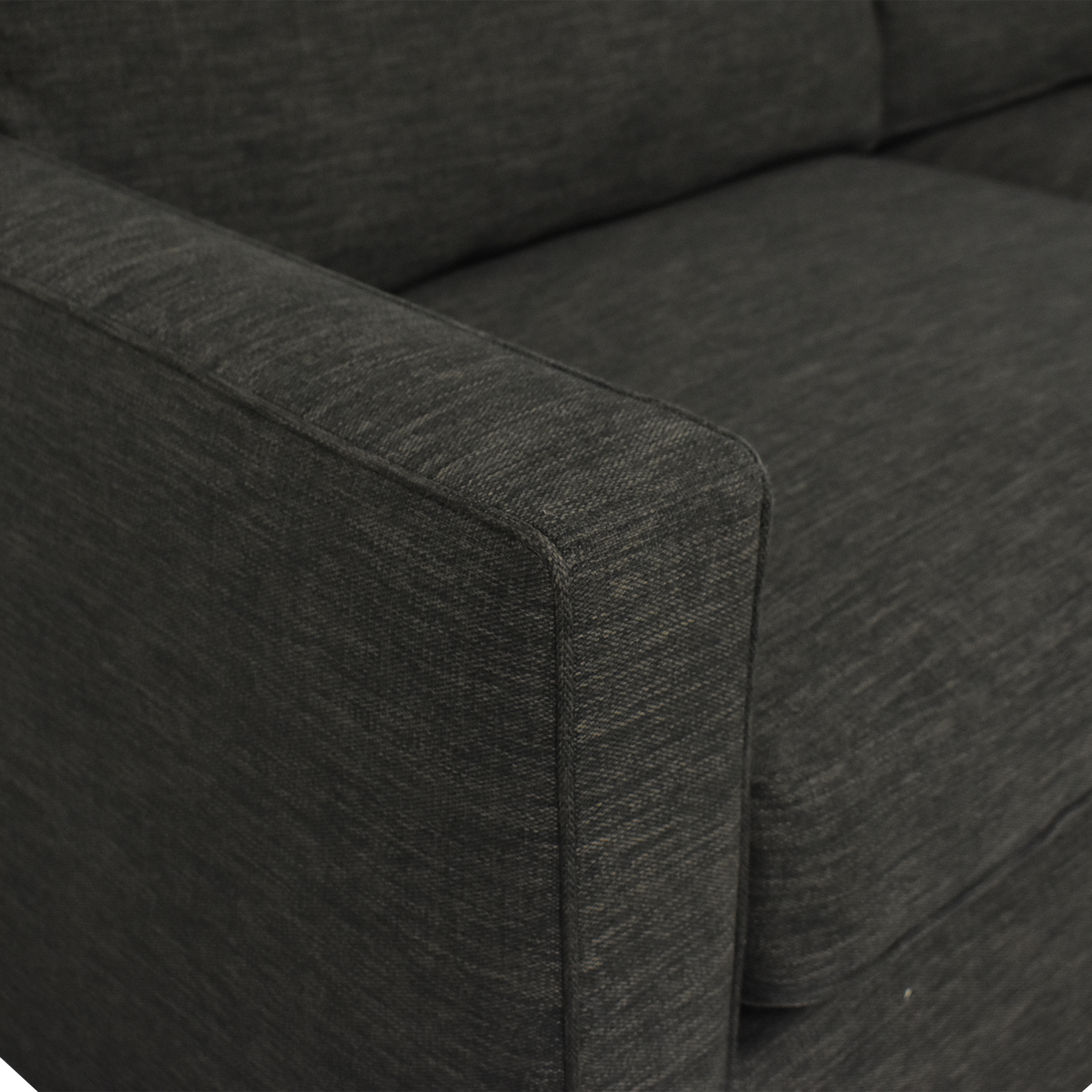 Crate & Barrel Crate & Barrel Davis Two Seat Sofa pa