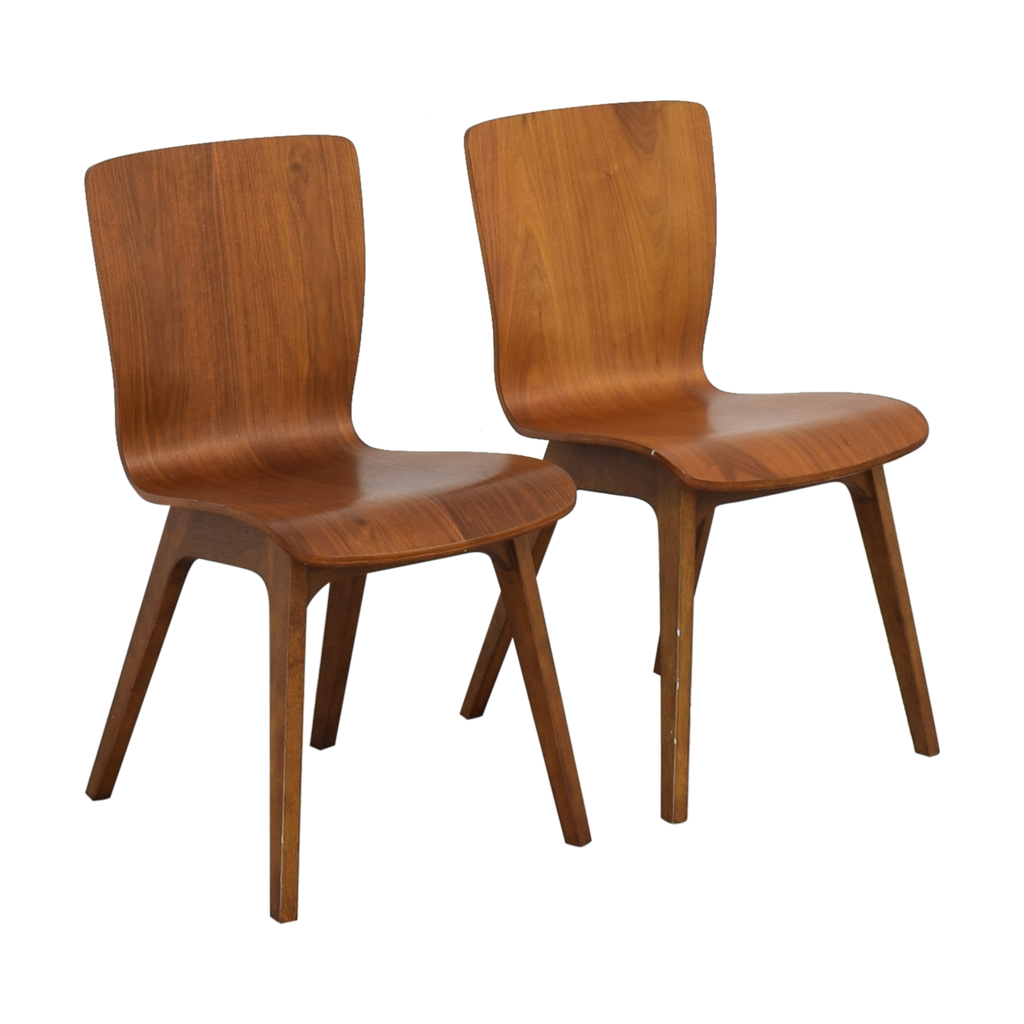 West Elm Crest Brentwood Chairs West Elm