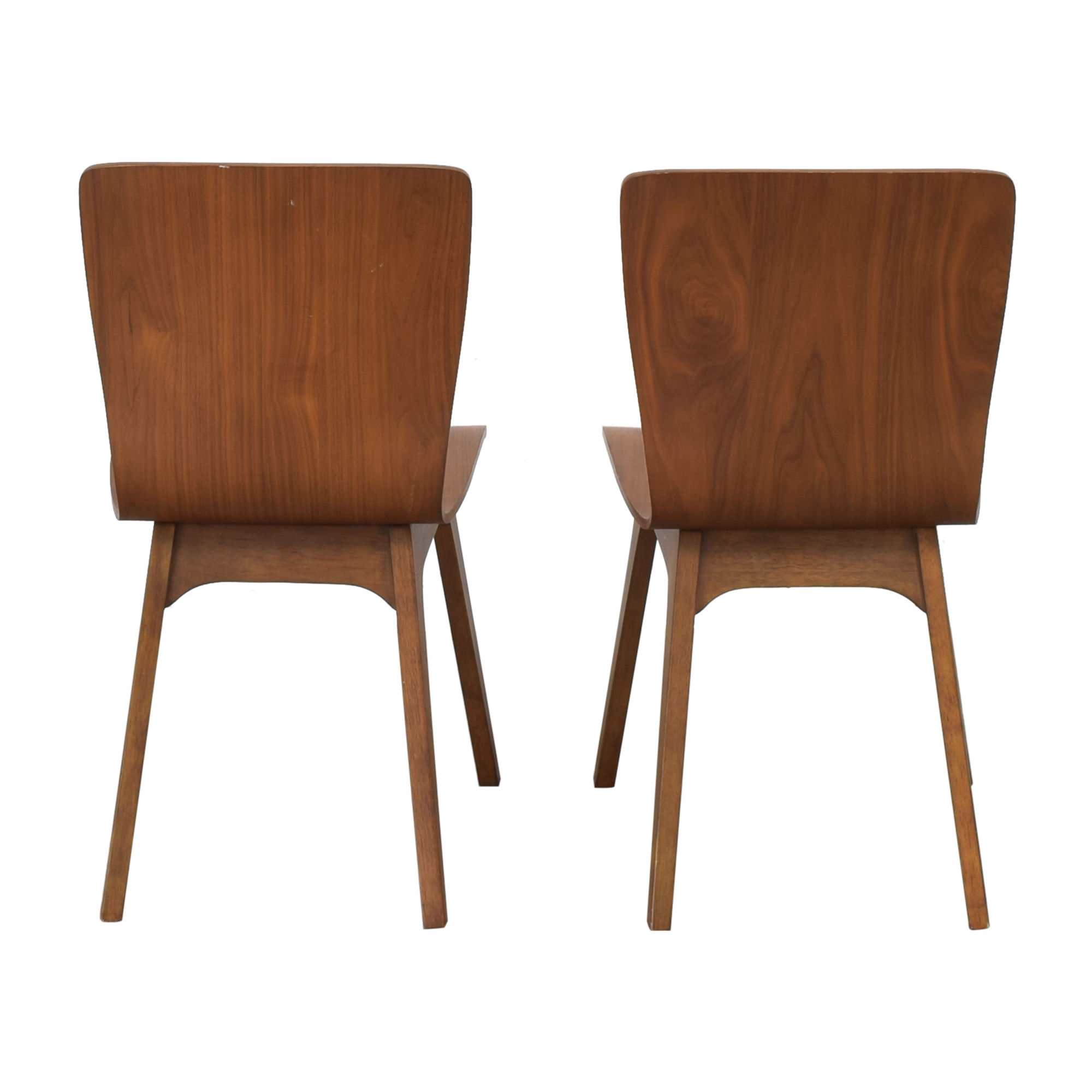 West Elm Crest Brentwood Chairs / Dining Chairs