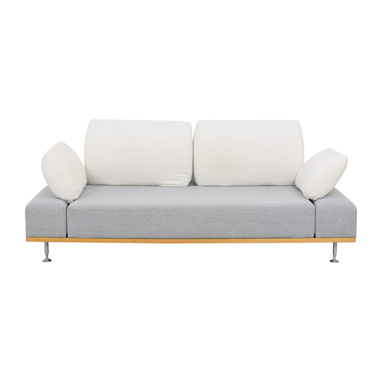 Bonaldo Bonaldo Modern Sofa with Ottoman used