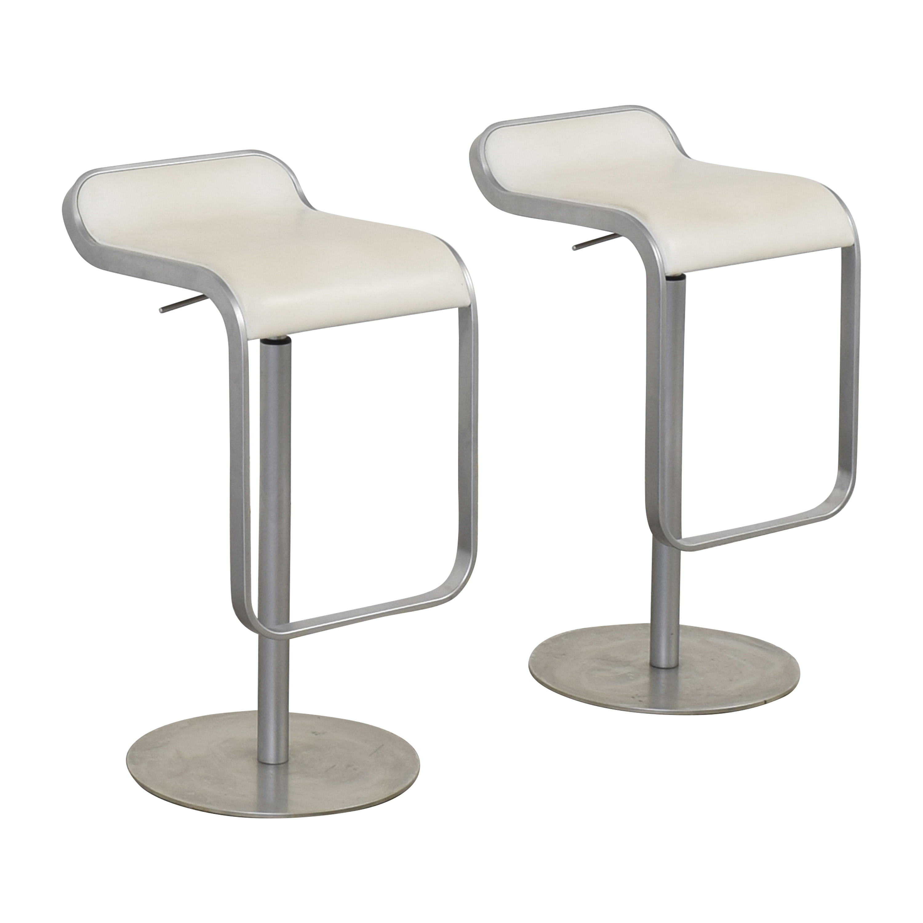Design Within Reach LEM Piston Stools / Chairs
