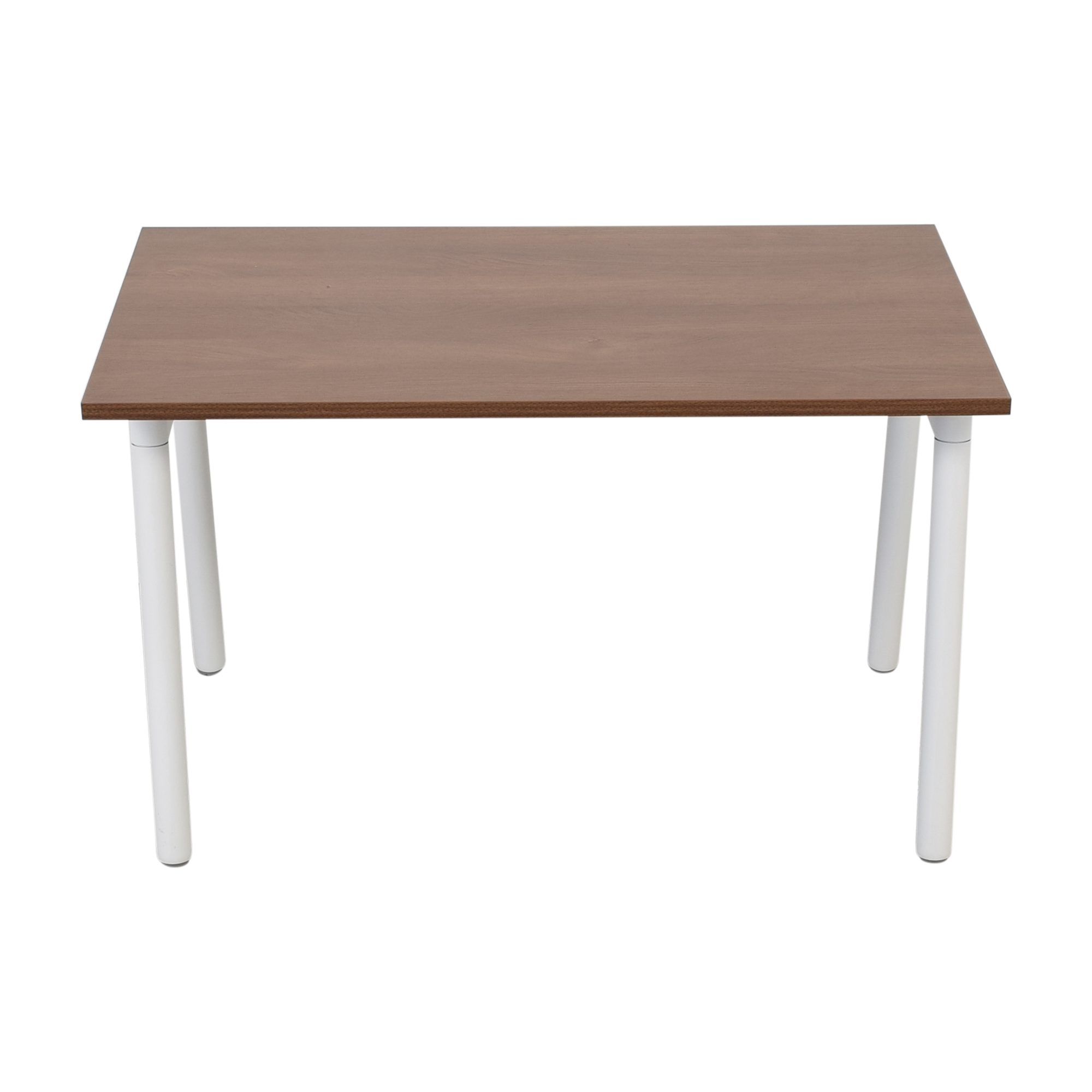 Poppin Poppin Series A Single Desk for One used