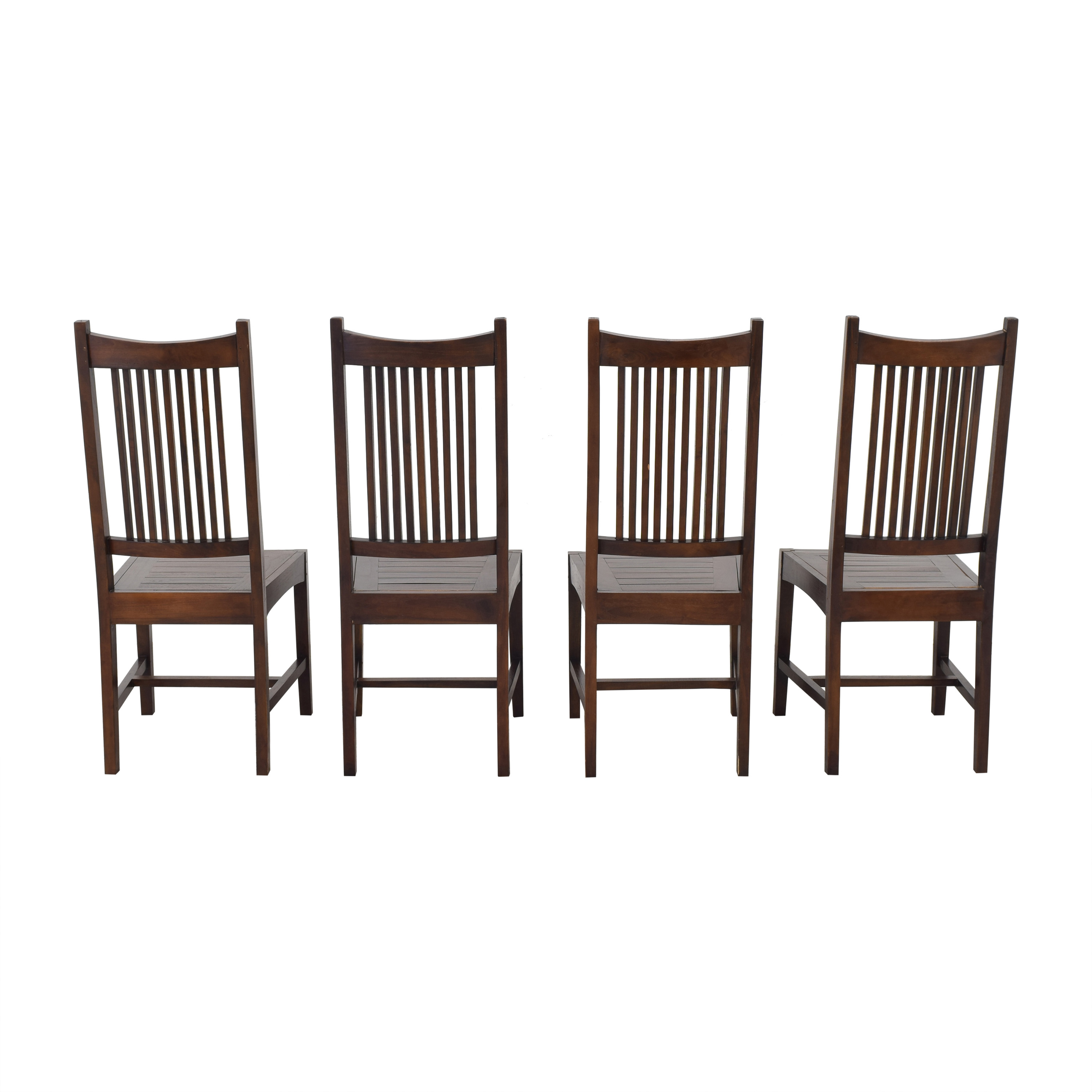 buy High Back Dining Chairs