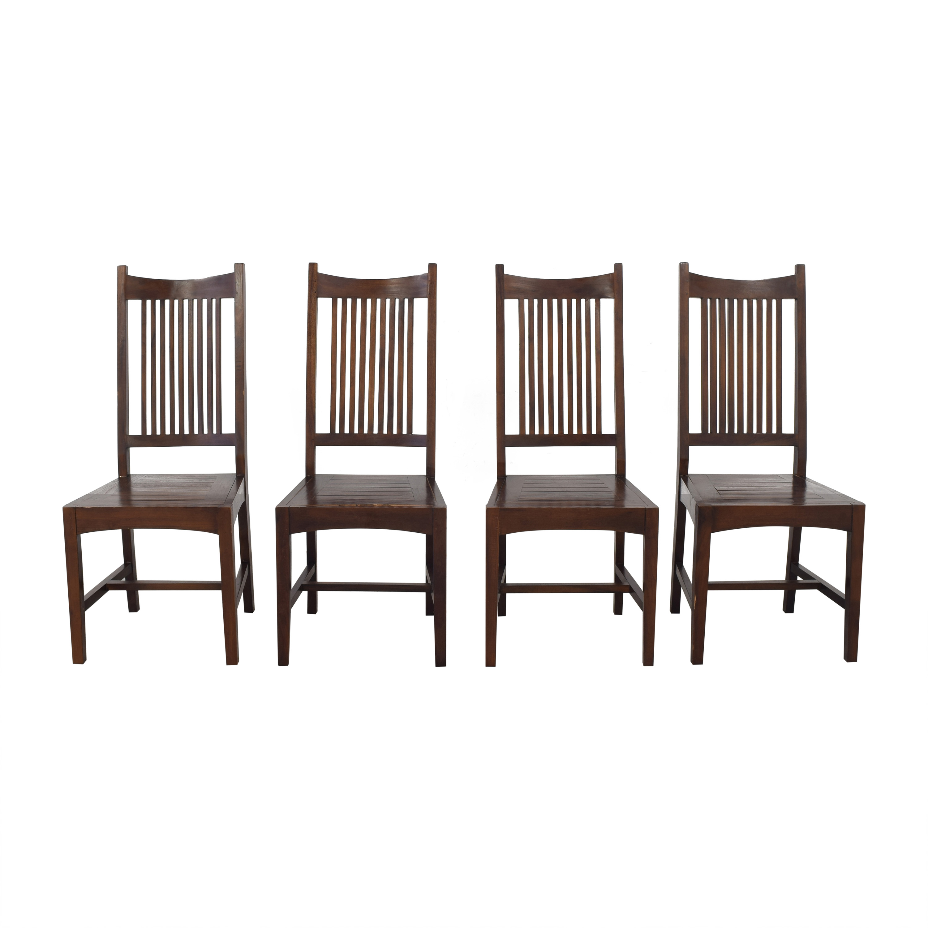 High Back Dining Chairs price