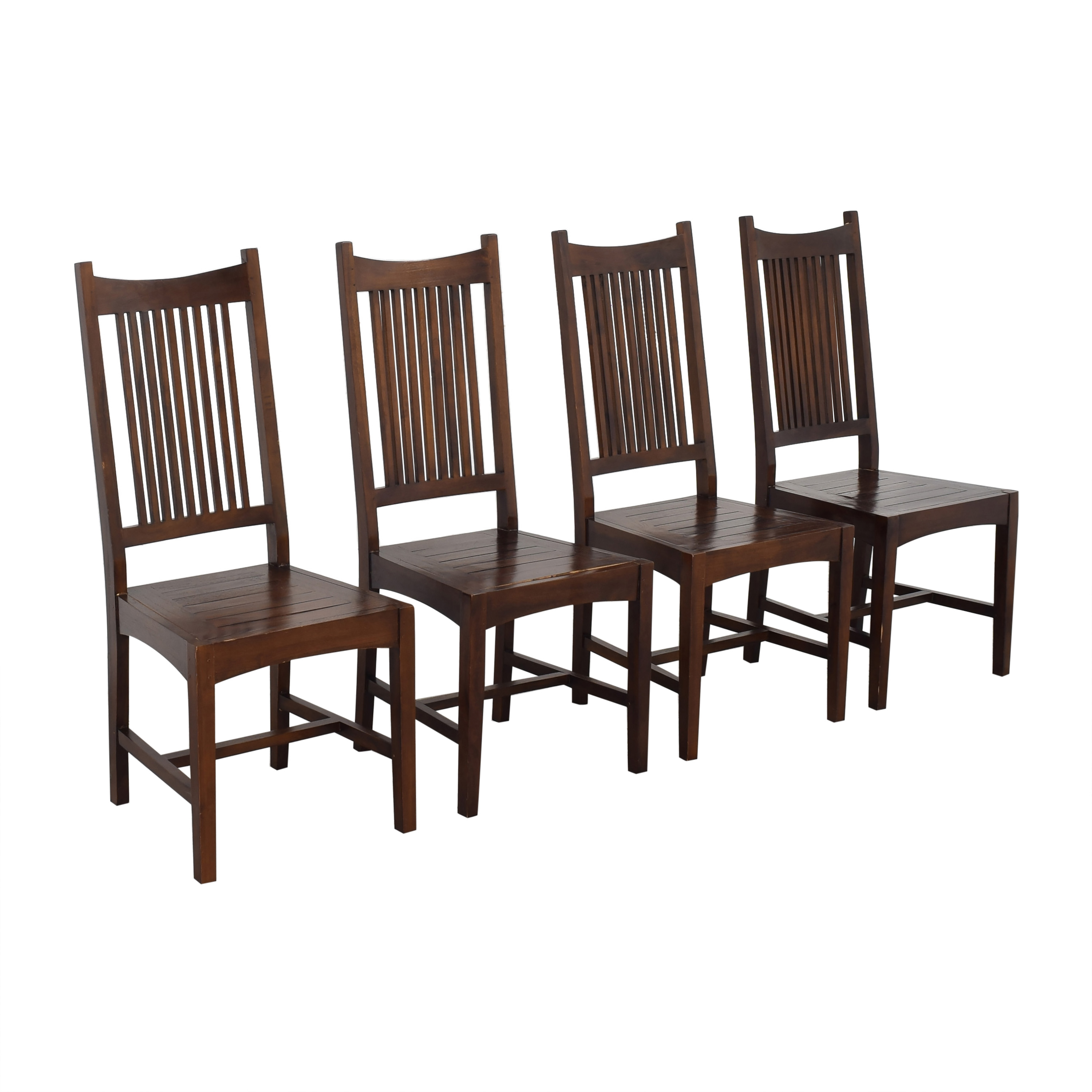 shop High Back Dining Chairs
