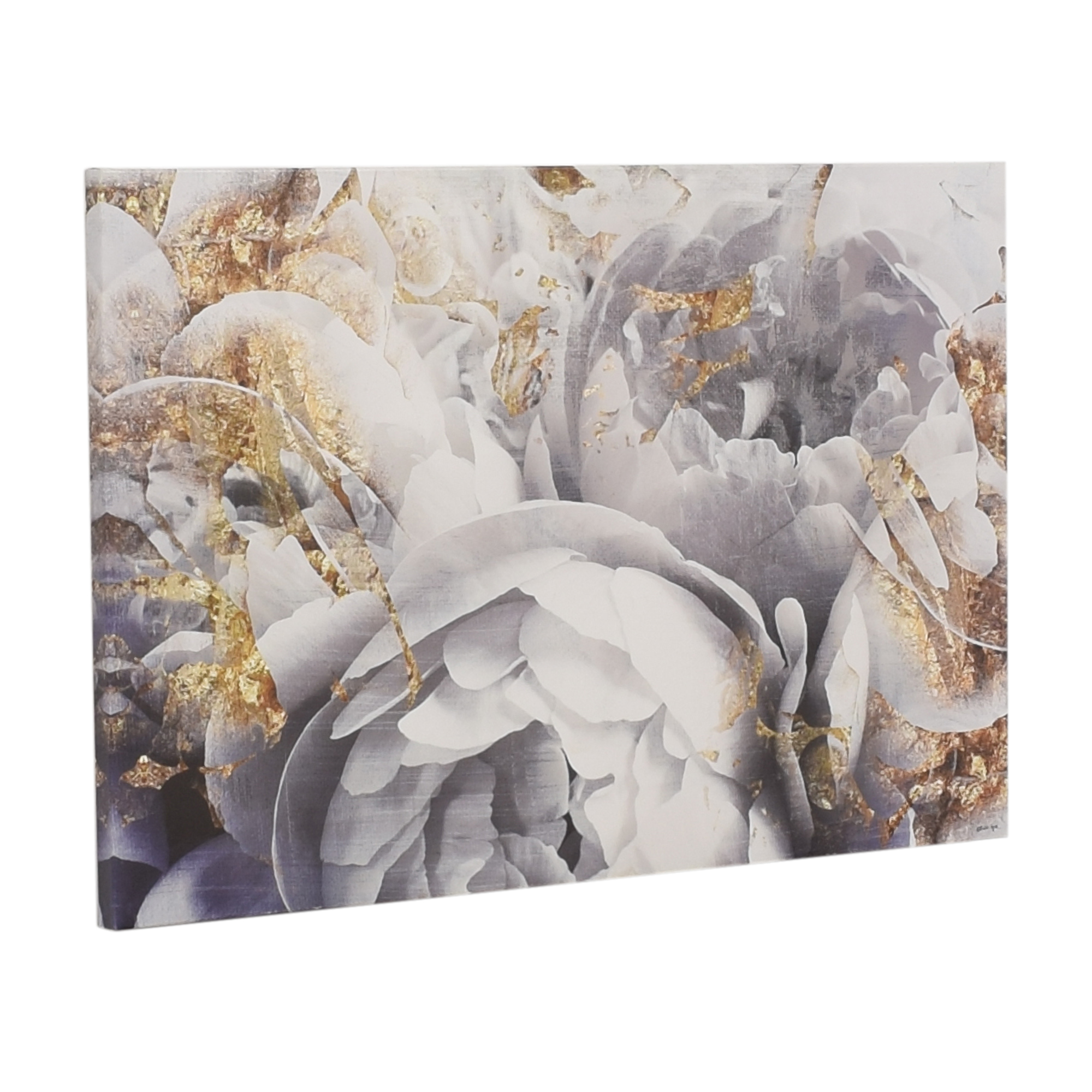 buy Oliver Gal Her Peony Garden Canvas Wall Art Oliver Gal Decor