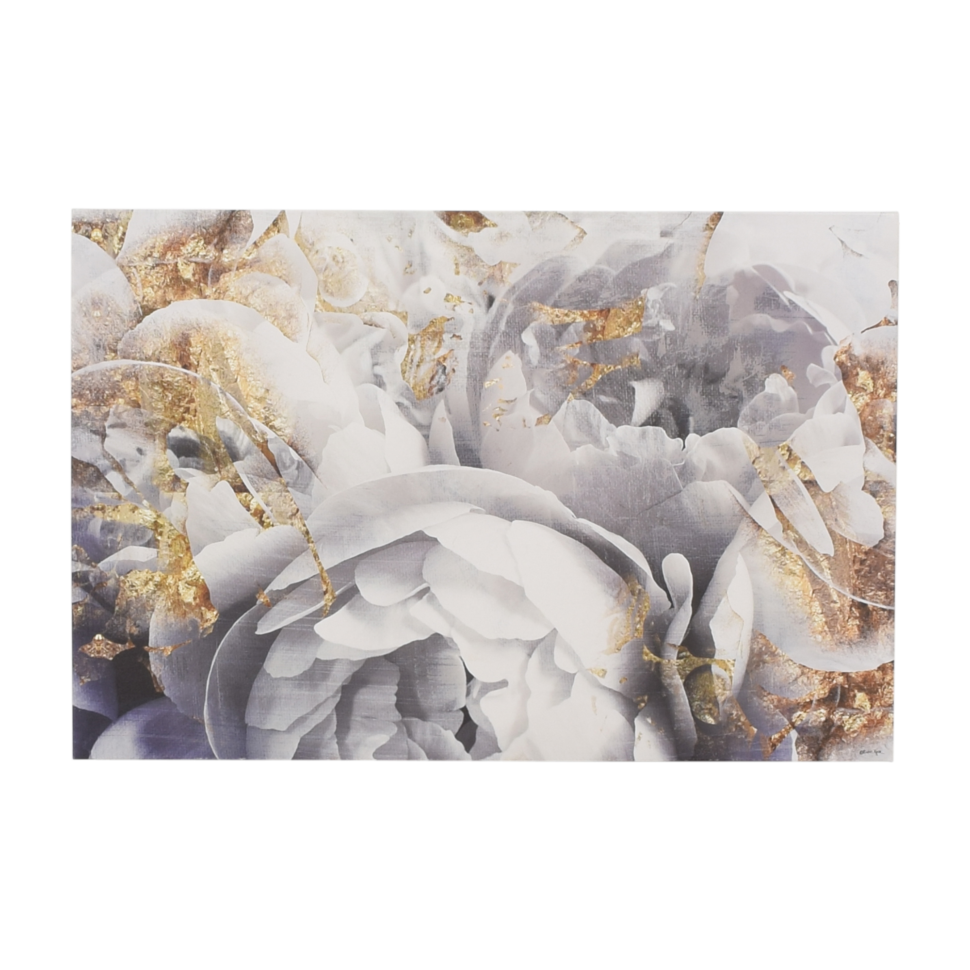 buy Oliver Gal Her Peony Garden Canvas Wall Art Oliver Gal Wall Art