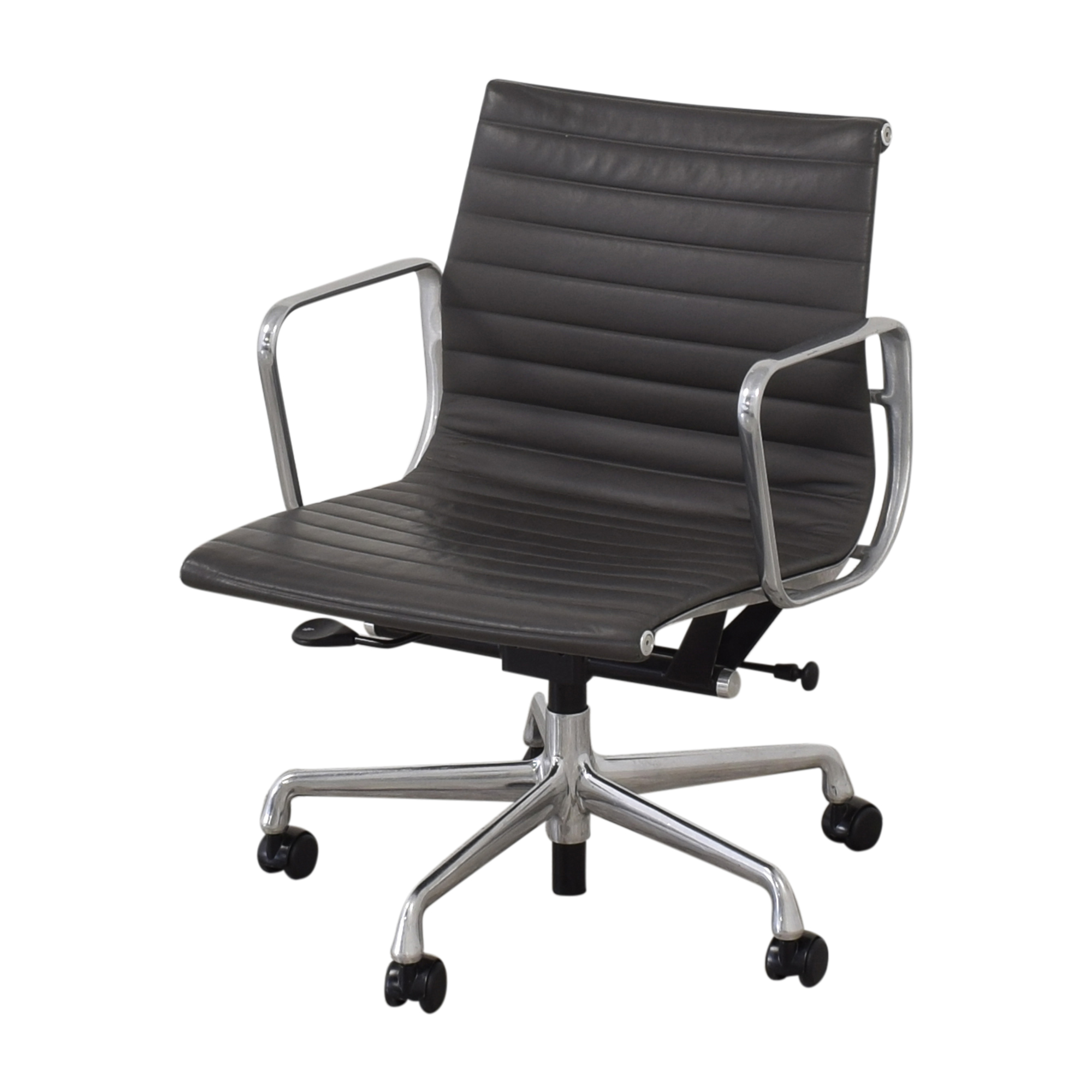 buy Herman Miller Eames Aluminum Group Management Chair Herman Miller Home Office Chairs