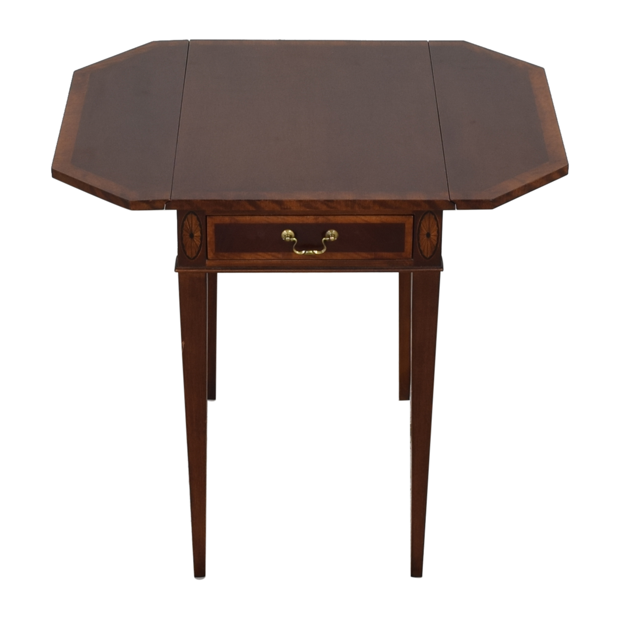 Henredon Drop Leaf Accent Table / Tables