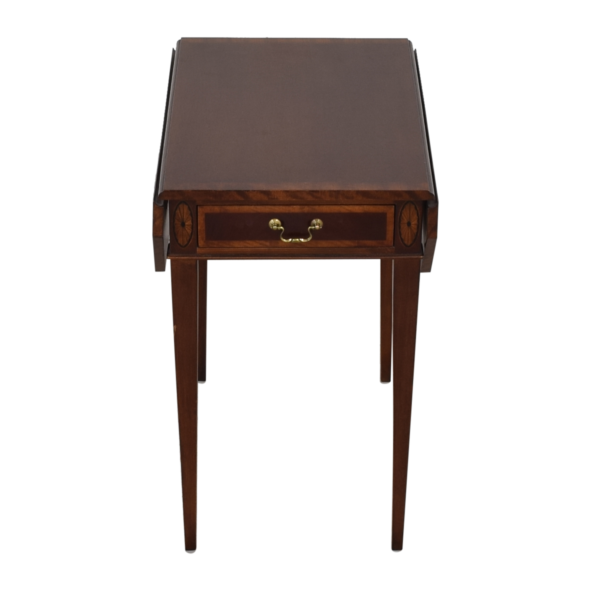 shop Henredon Drop Leaf Accent Table Henredon Furniture Tables